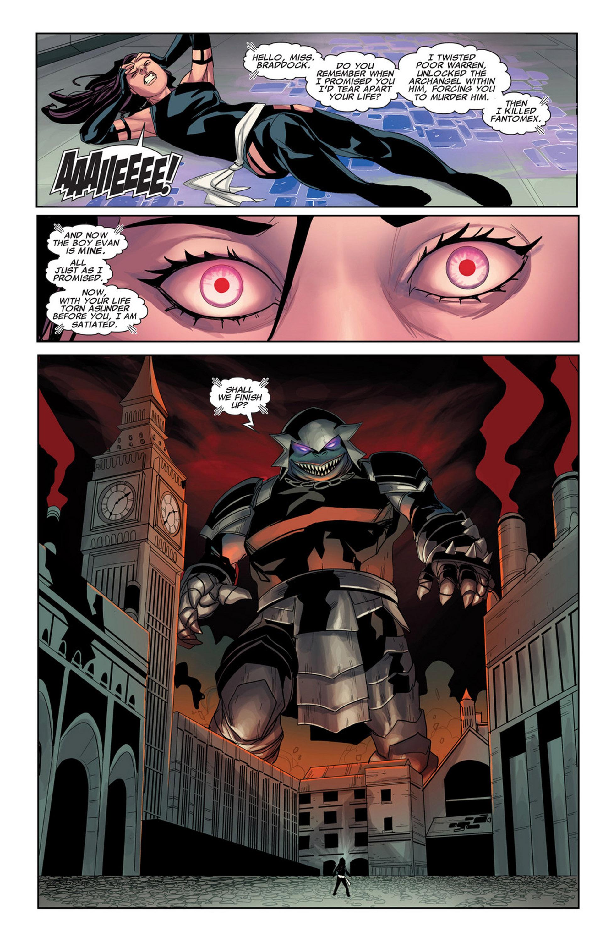 Uncanny X-Force (2010) #32 #34 - English 24
