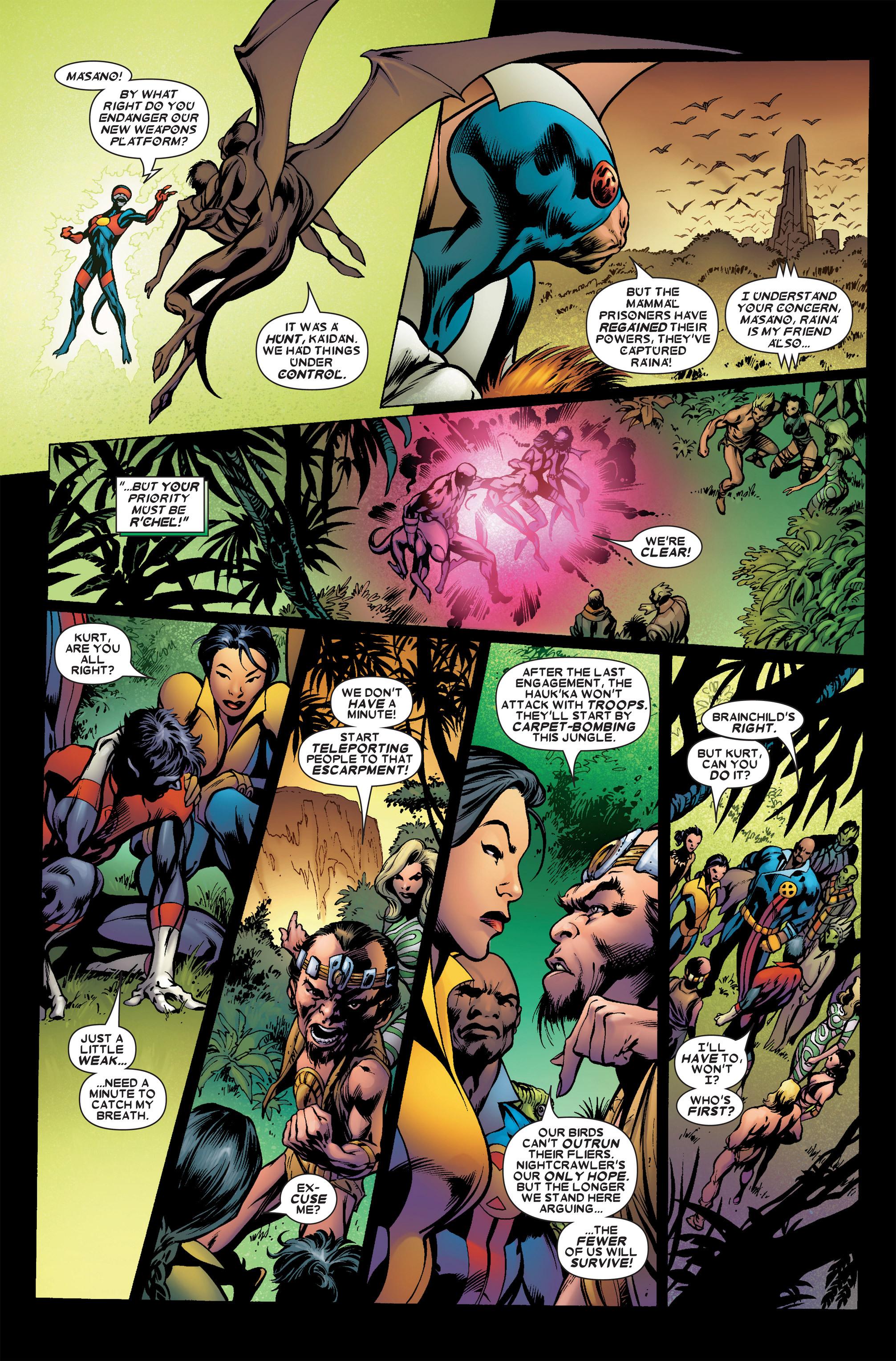 Read online Uncanny X-Men (1963) comic -  Issue #458 - 17