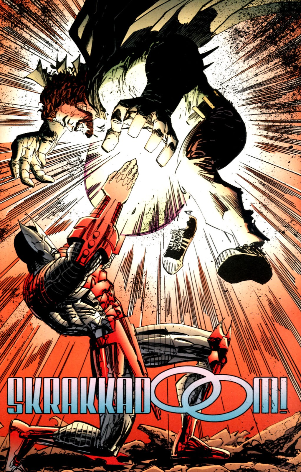 The Savage Dragon (1993) Issue #57 #60 - English 15
