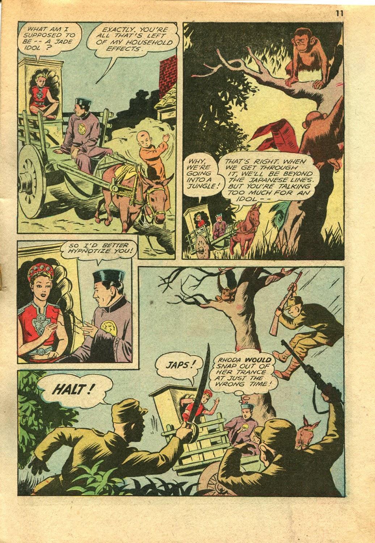 Read online Super-Magician Comics comic -  Issue #14 - 11