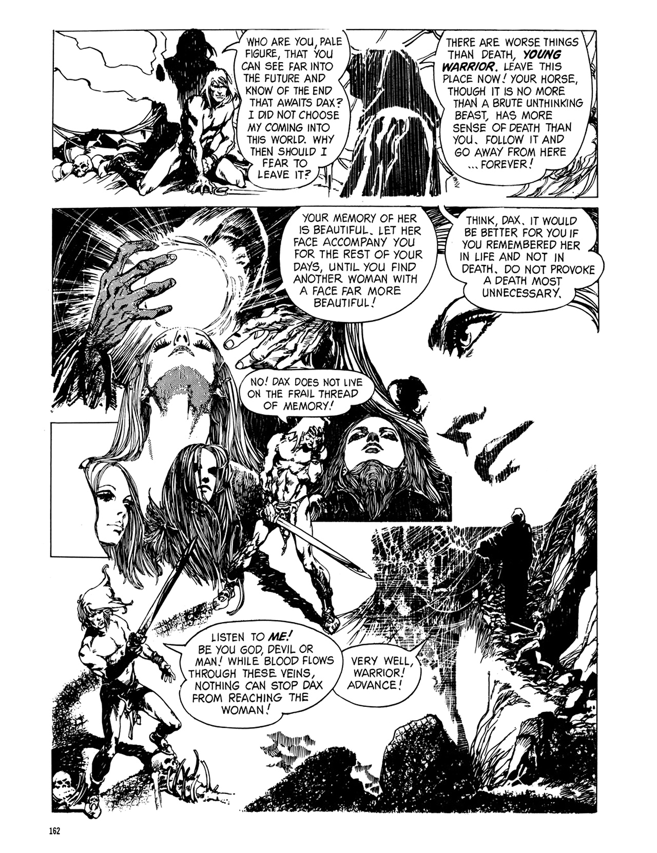Read online Eerie Archives comic -  Issue # TPB 8 - 163
