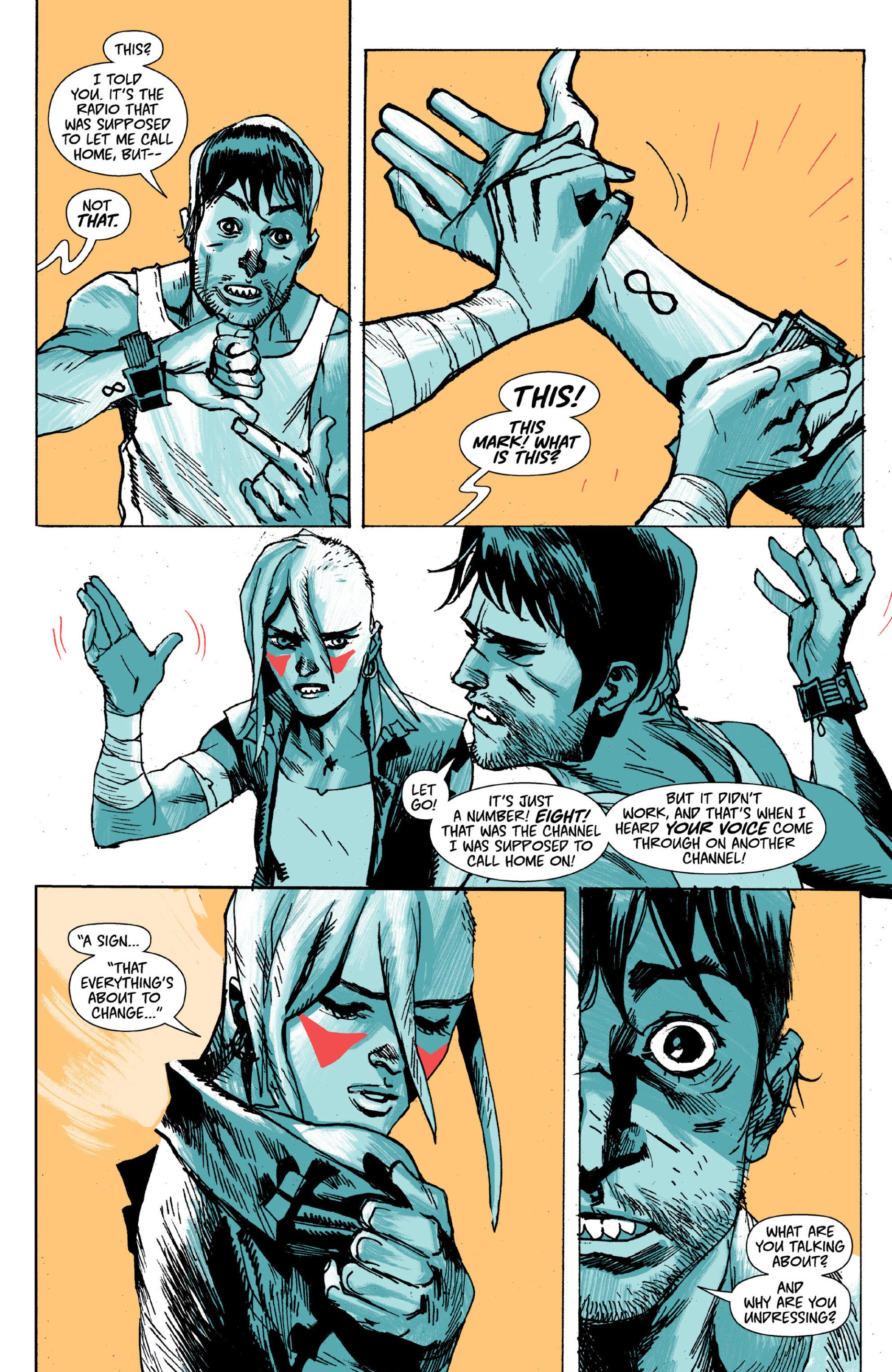 Read online Ei8ht comic -  Issue # TPB - 51