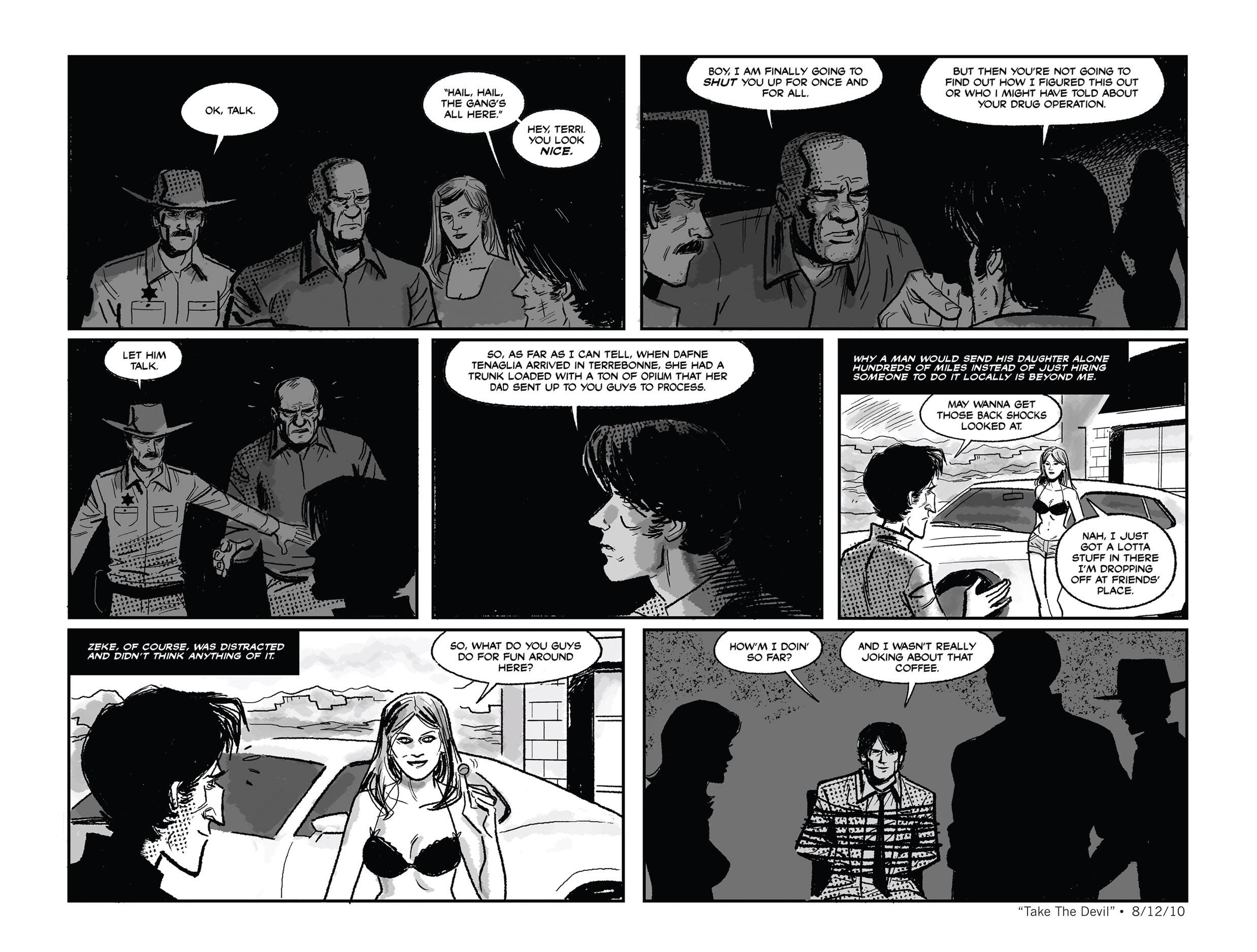 Read online She Died In Terrebonne comic -  Issue #3 - 13