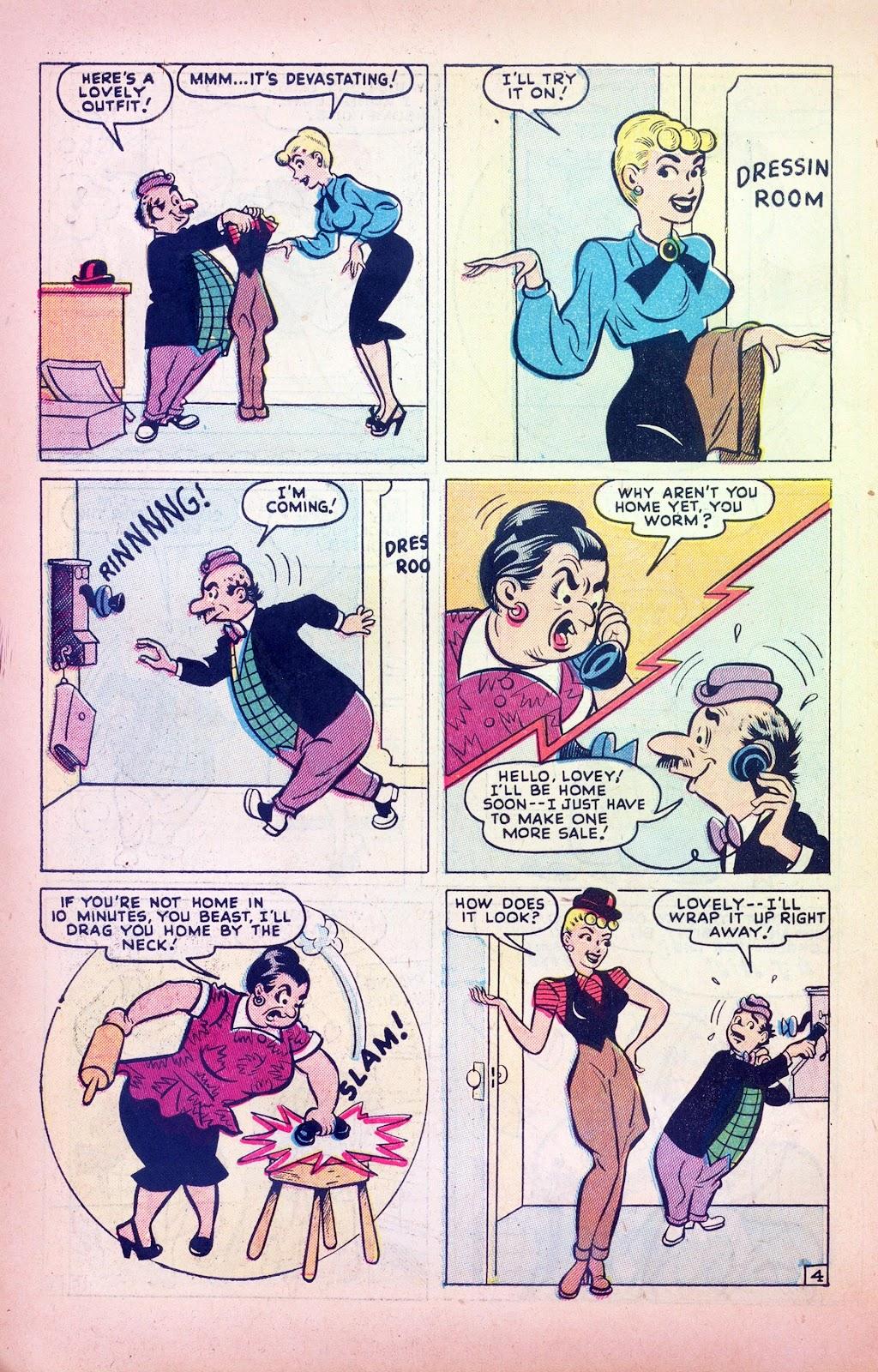 Read online Joker Comics comic -  Issue #40 - 30