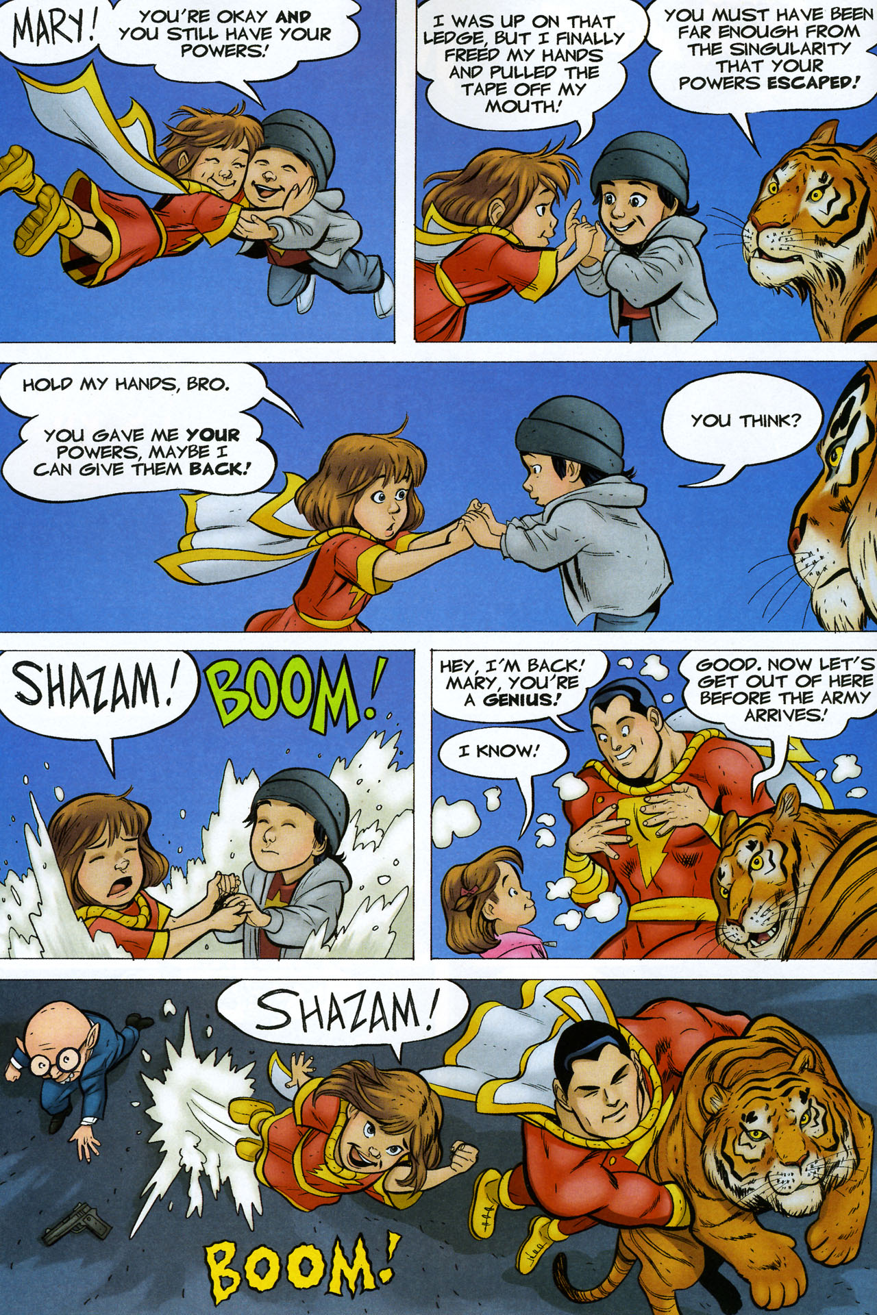 Read online Shazam!: The Monster Society of Evil comic -  Issue #4 - 43
