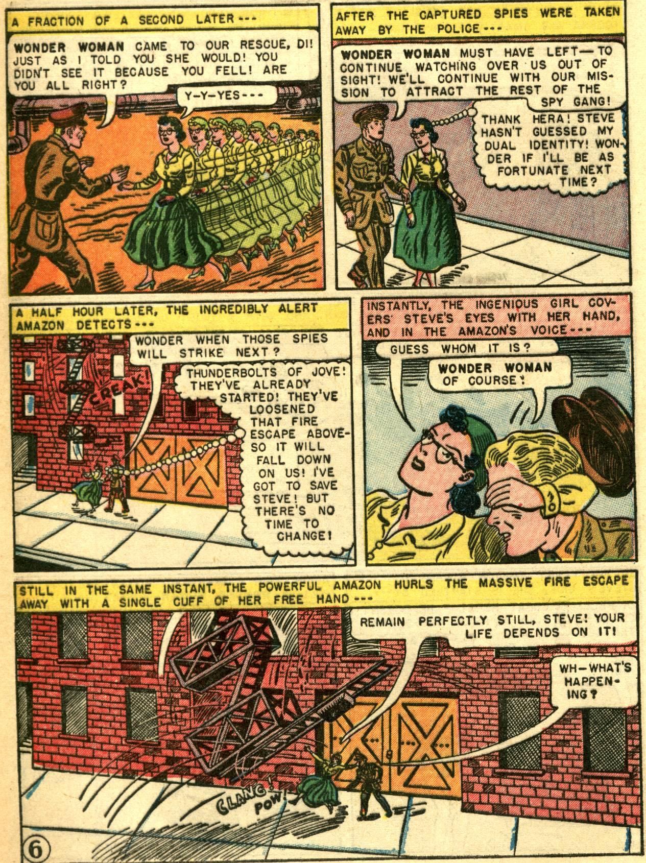 Read online Wonder Woman (1942) comic -  Issue #67 - 8
