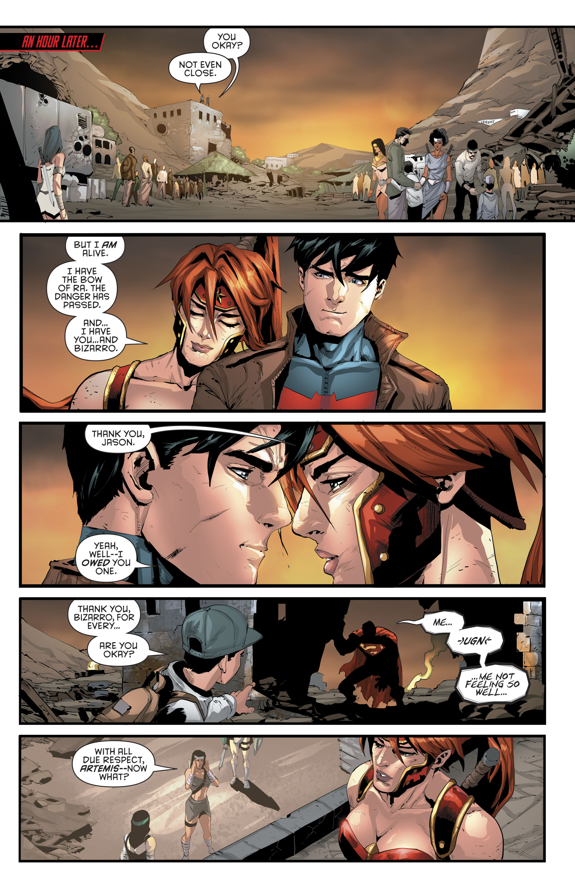 Read online Red Hood and the Outlaws (2016) comic -  Issue #11 - 20