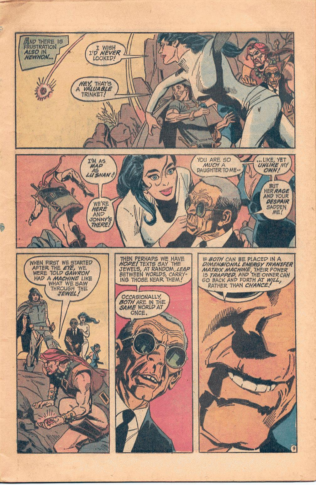 Read online Wonder Woman (1942) comic -  Issue #202 - 10