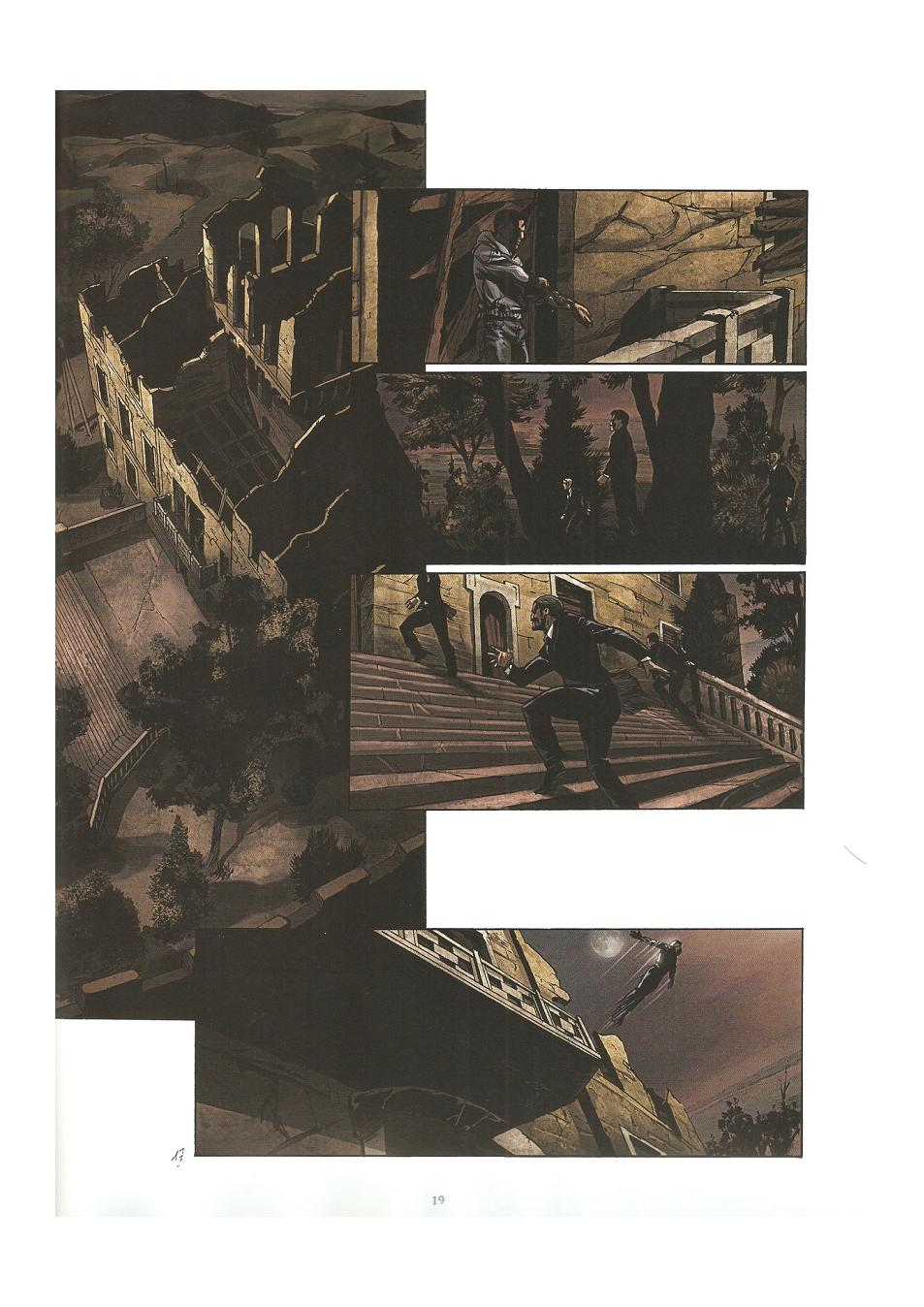 Read online Assassin's Creed (2009) comic -  Issue #3 - 19