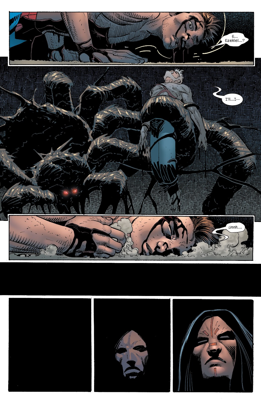 The Amazing Spider-Man by JMS Ultimate Collection issue TPB 3 (Part 2) - Page 34