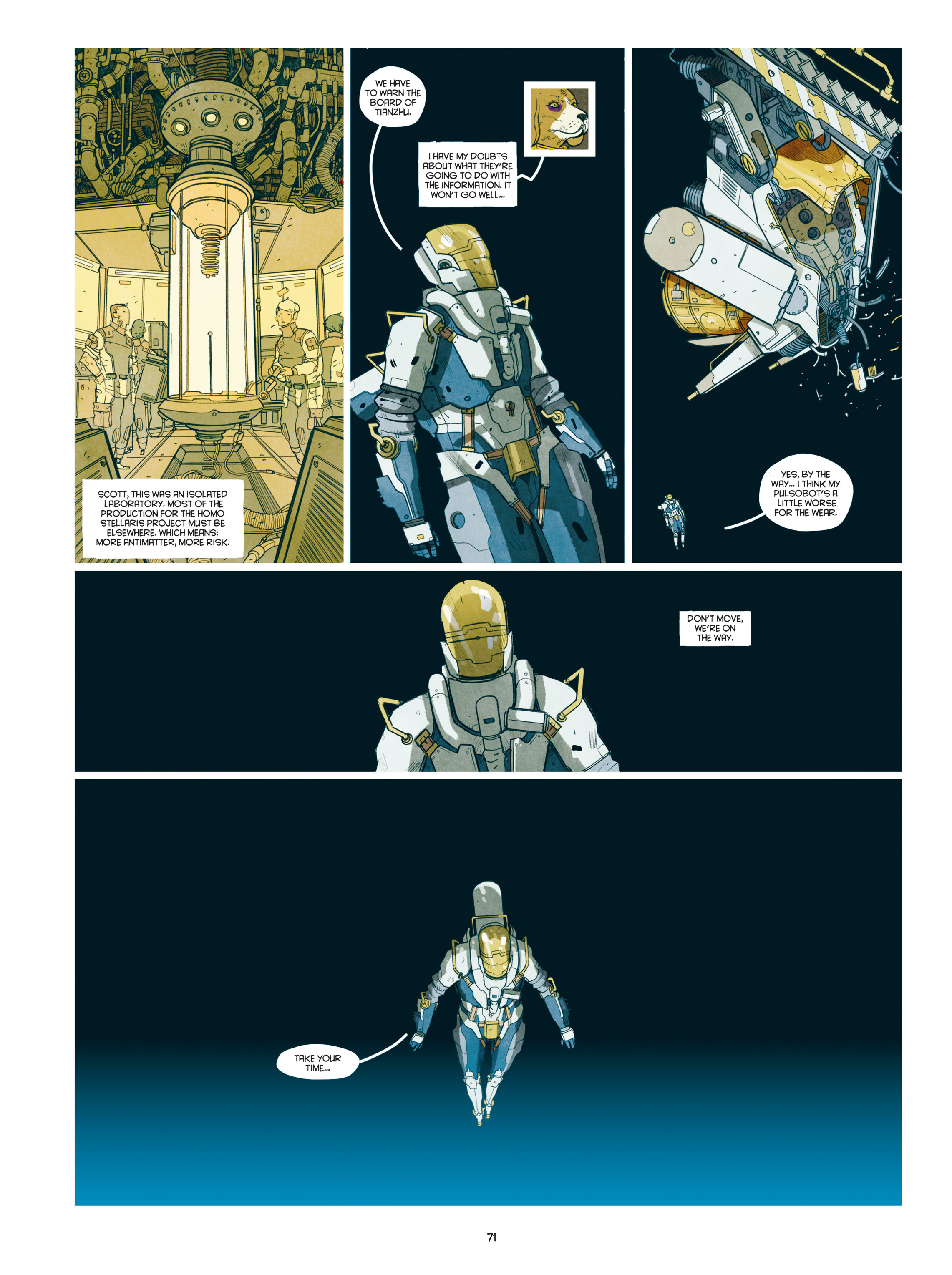 Read online Shangri-La comic -  Issue # Full - 72