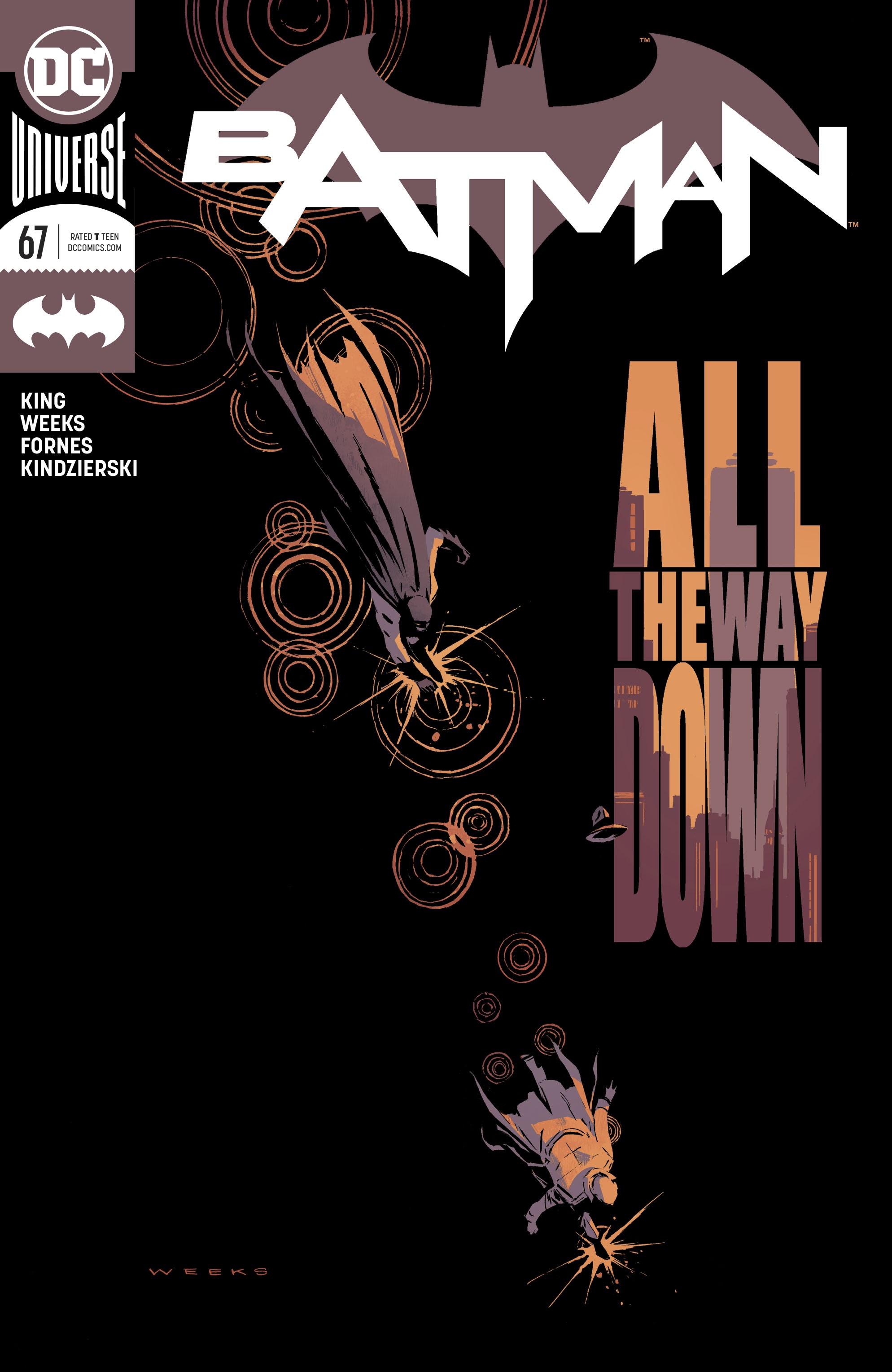 Batman (2016) 67 Page 1