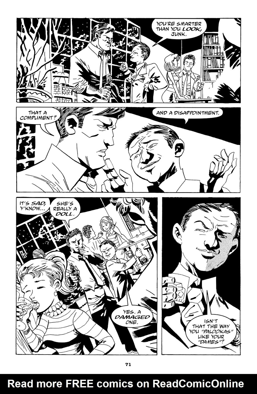 Read online Filthy Rich comic -  Issue # TPB (Part 1) - 73