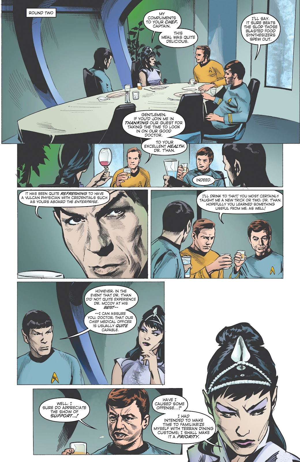 Read online Star Trek: Waypoint Special 2019 comic -  Issue # Full - 9