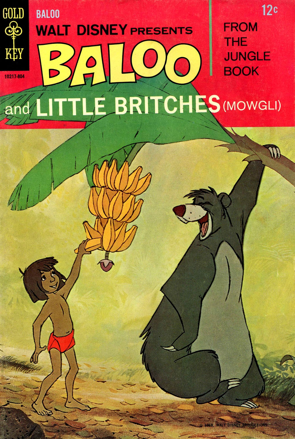 Baloo and Little Britches issue Full - Page 1