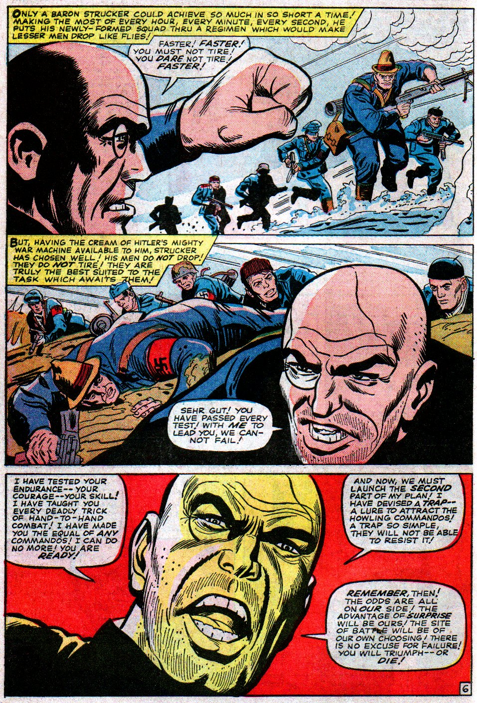Read online Sgt. Fury comic -  Issue #14 - 10