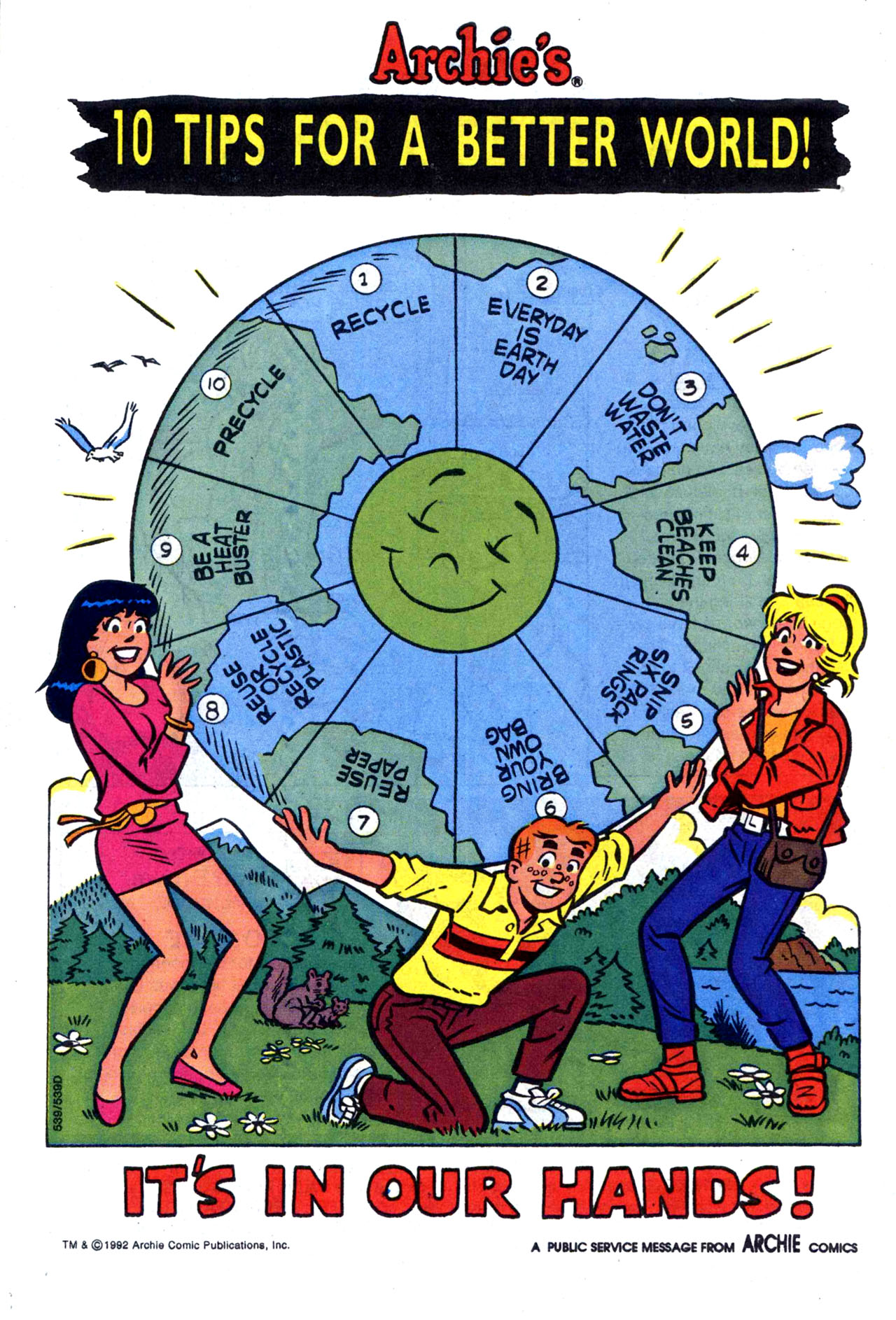 Read online Archie (1960) comic -  Issue #400 - 34