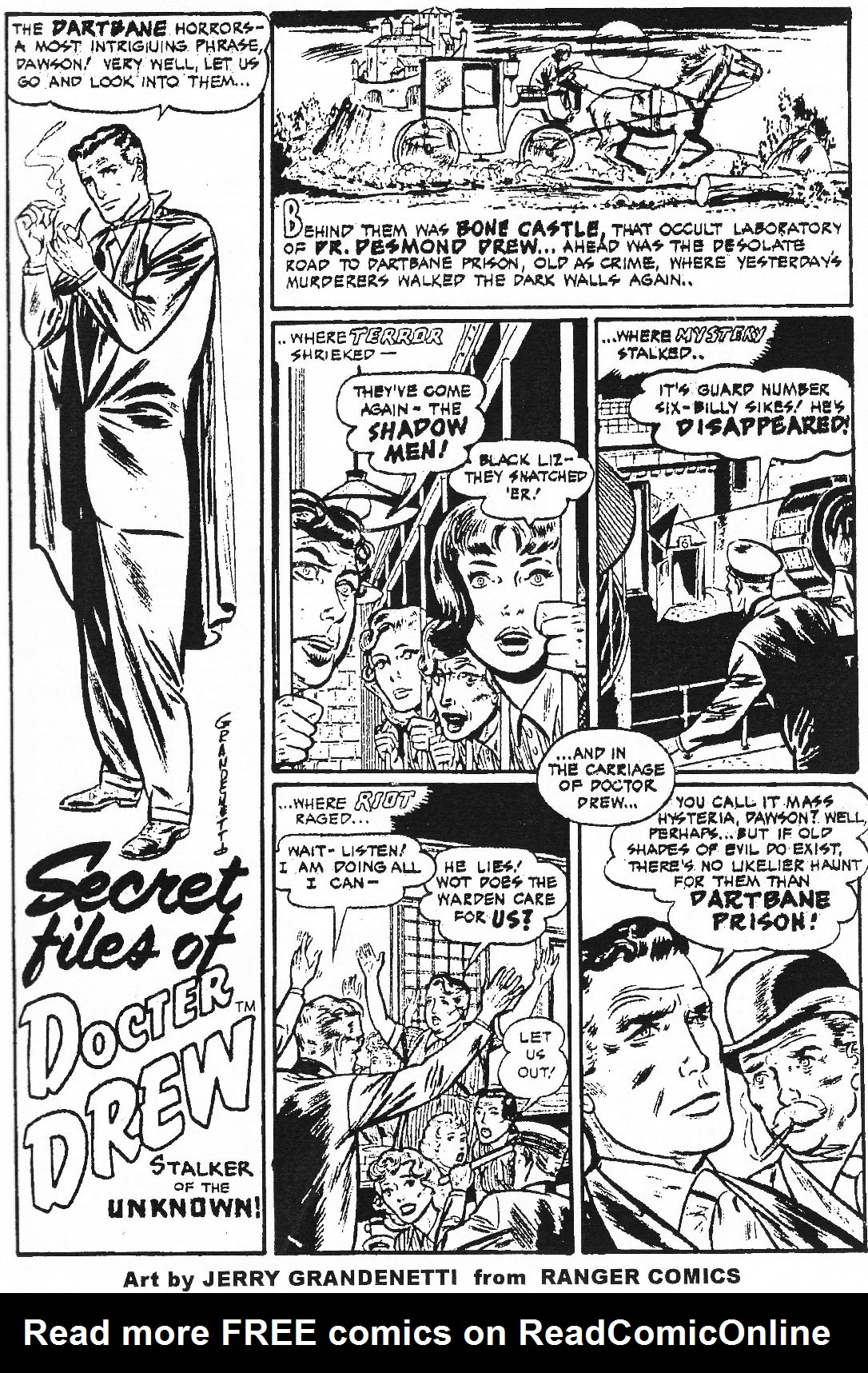 Read online Men of Mystery Comics comic -  Issue #70 - 43