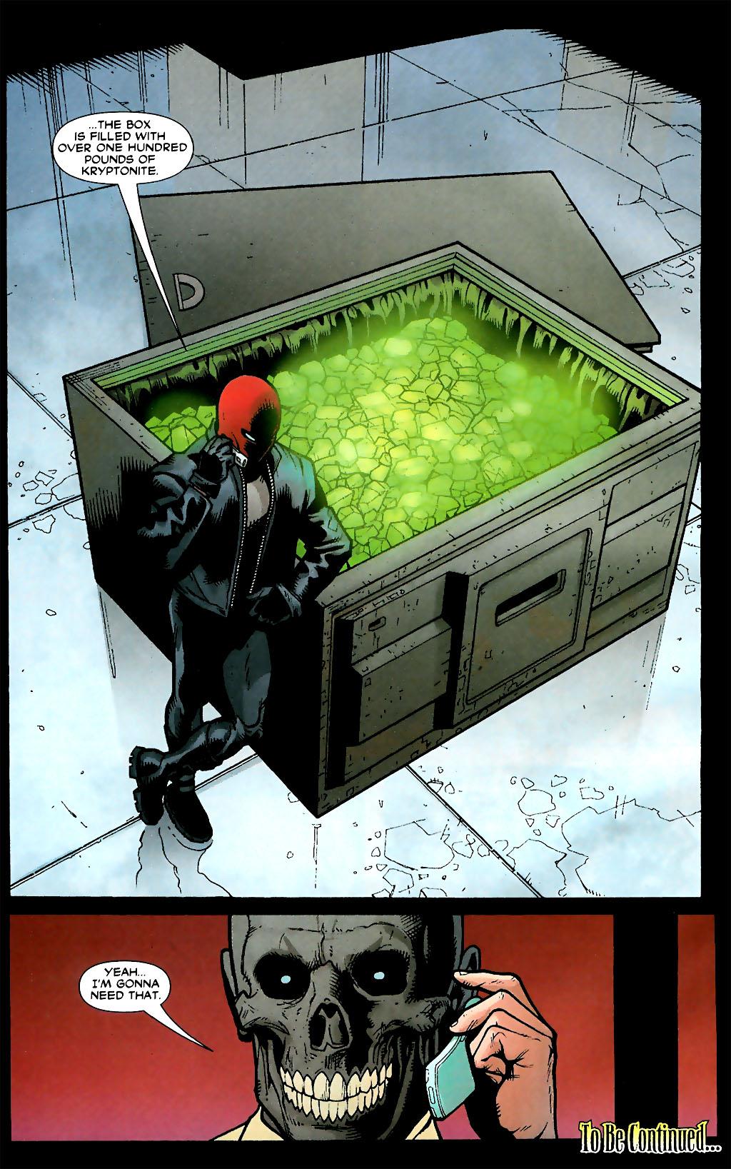 Batman: Under The Hood 3 Page 23
