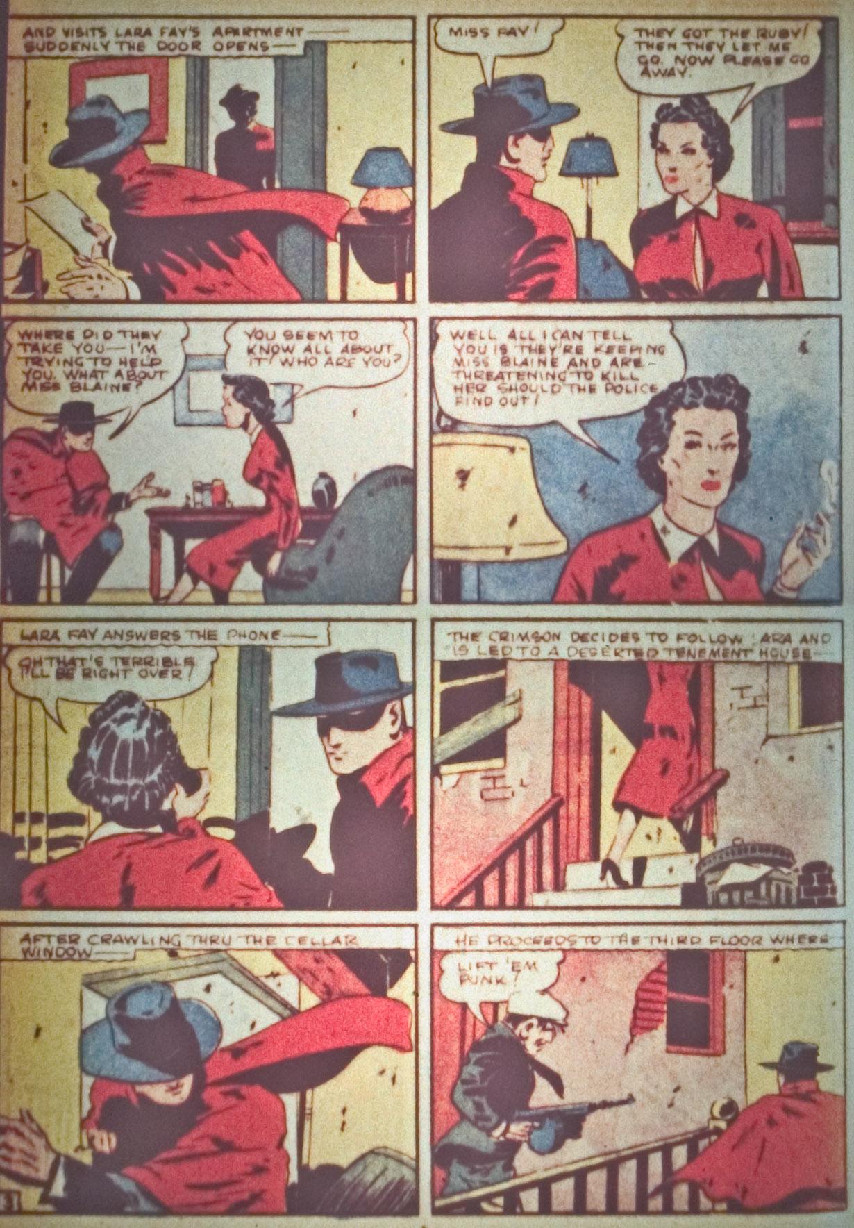 Detective Comics (1937) 28 Page 29