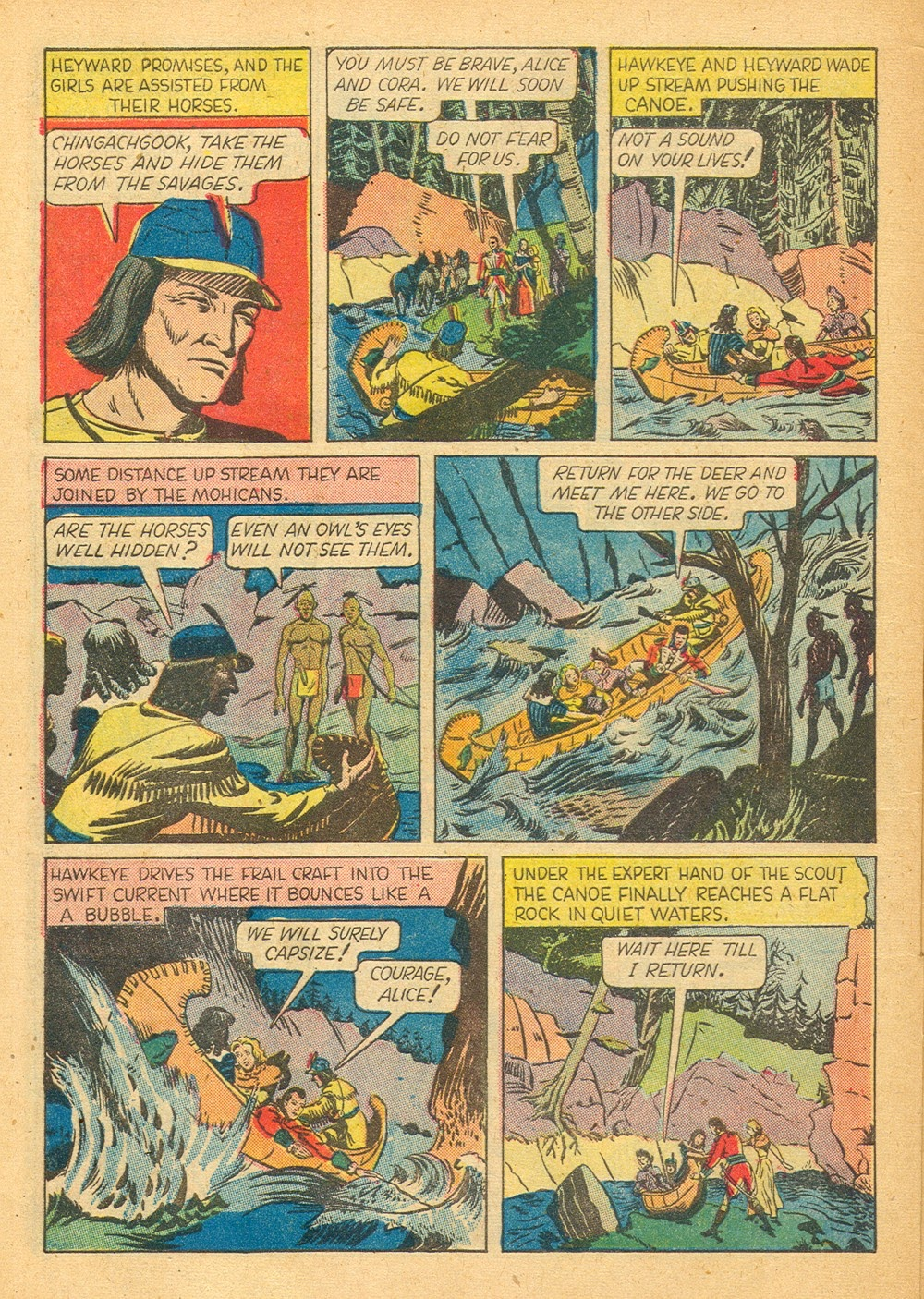 Classics Illustrated issue 4 - Page 8