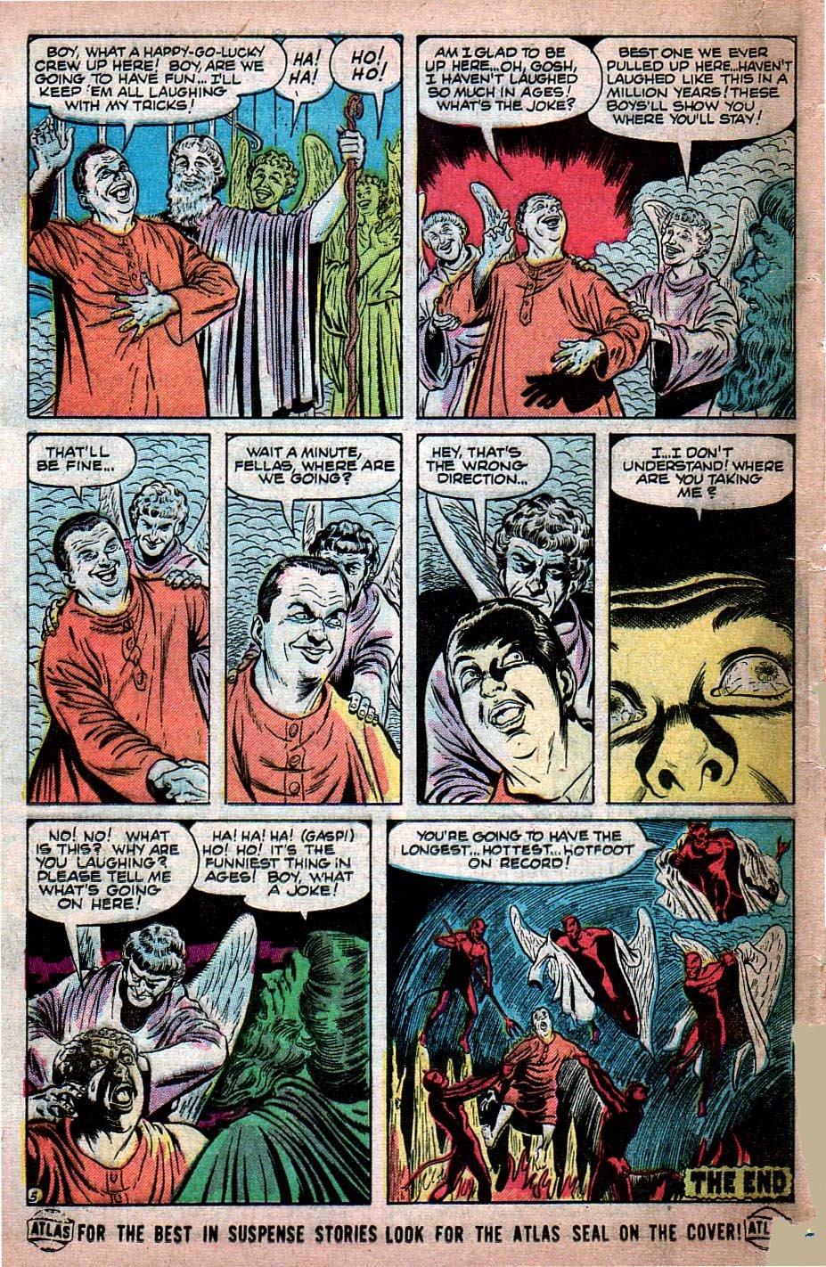 Read online Adventures into Weird Worlds comic -  Issue #15 - 13