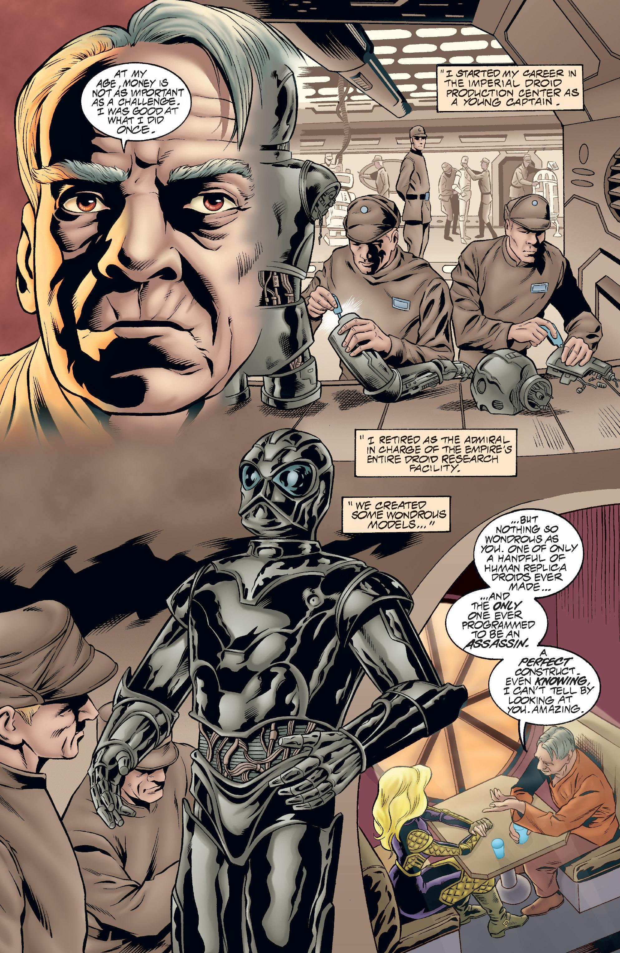 Read online Star Wars Omnibus comic -  Issue # Vol. 11 - 313