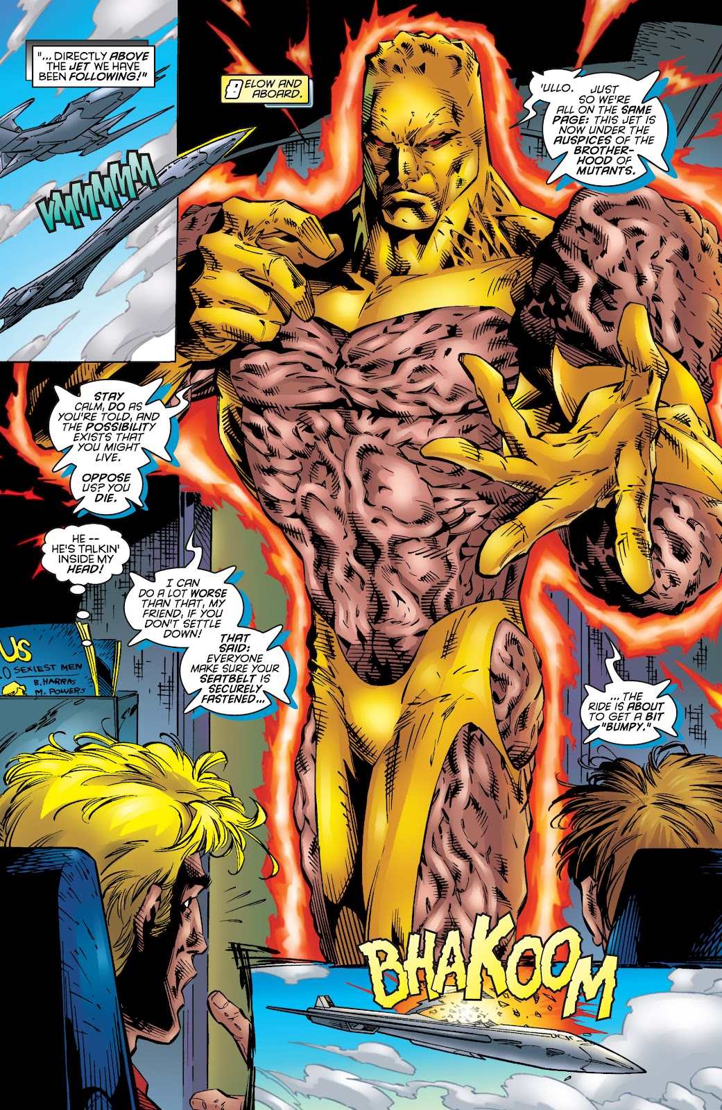 Uncanny X-Men (1963) issue 339 - Page 12