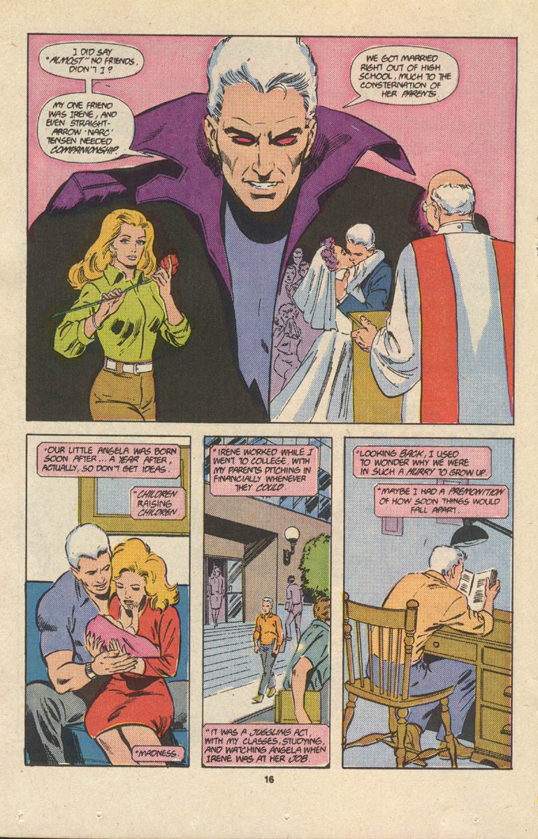 Read online Justice (1986) comic -  Issue #17 - 17
