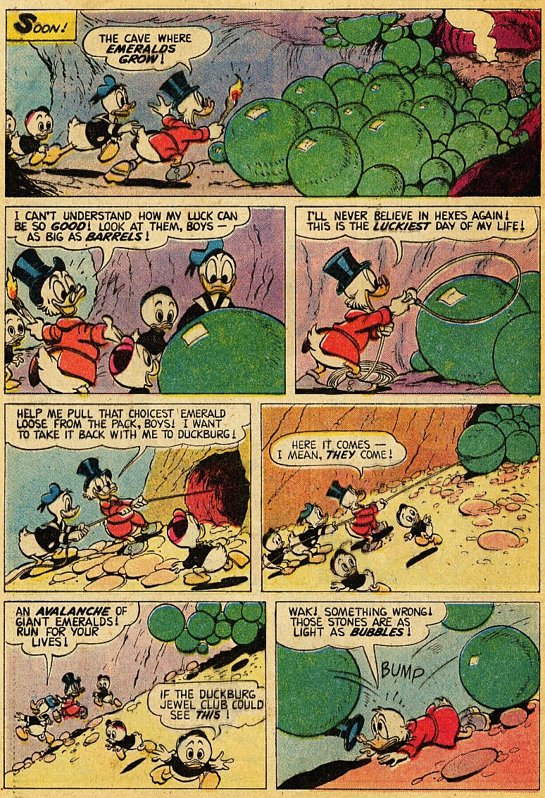 Read online Uncle Scrooge (1953) comic -  Issue #157 - 28