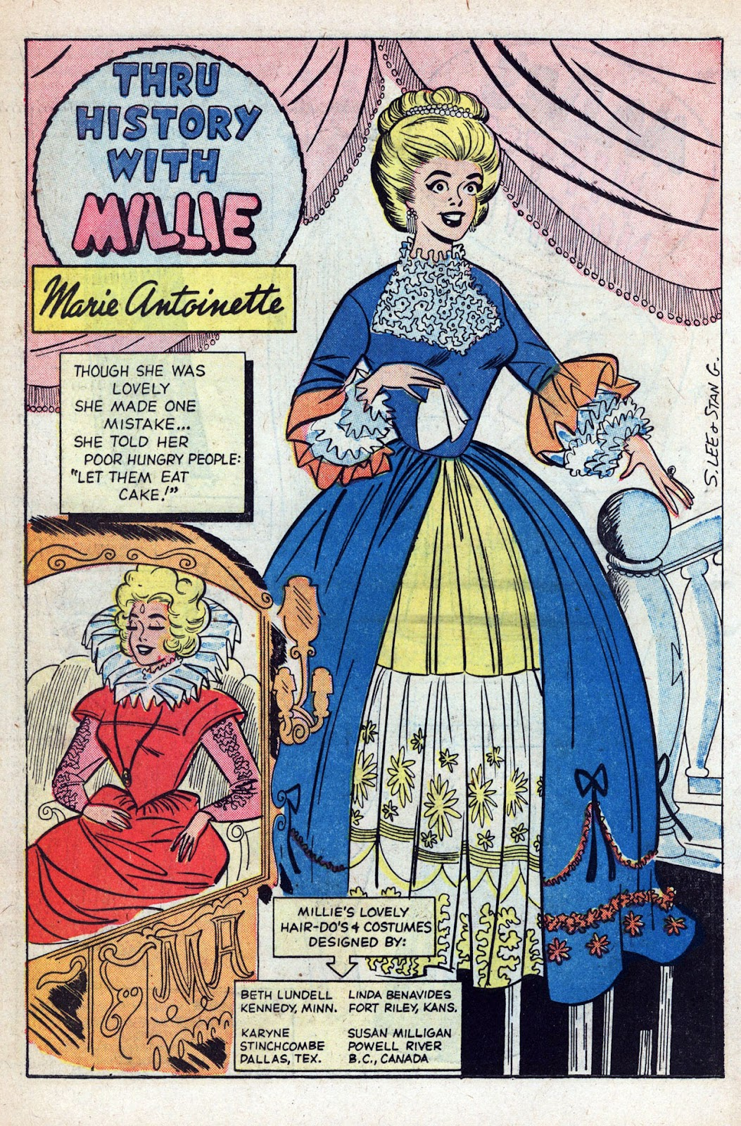 Read online Millie the Model comic -  Issue # Annual 1 - 50