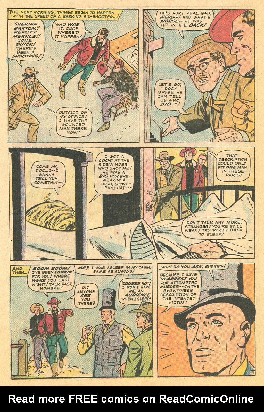 Read online Two-Gun Kid comic -  Issue #110 - 12