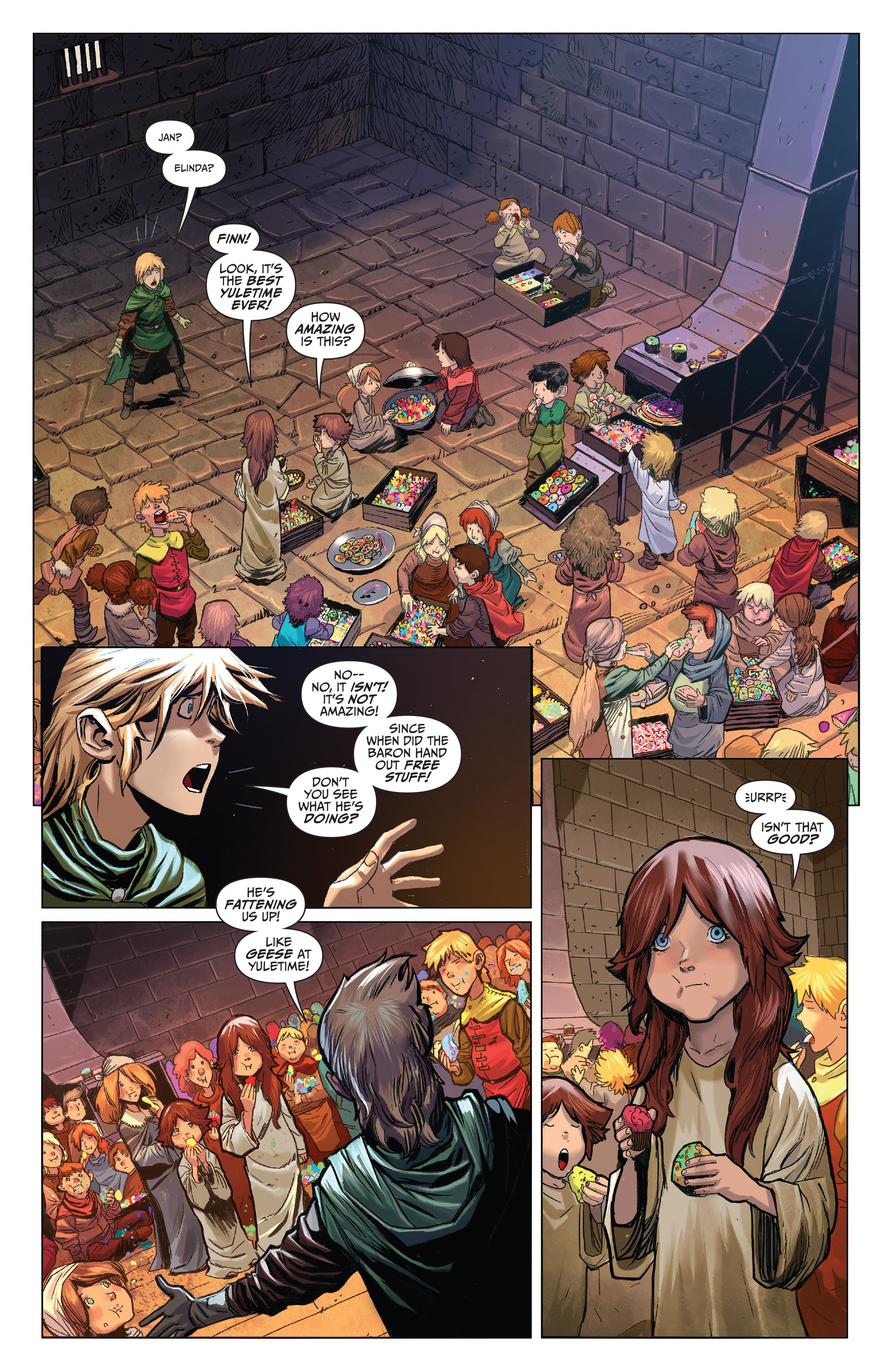 Read online Klaus comic -  Issue #6 - 13