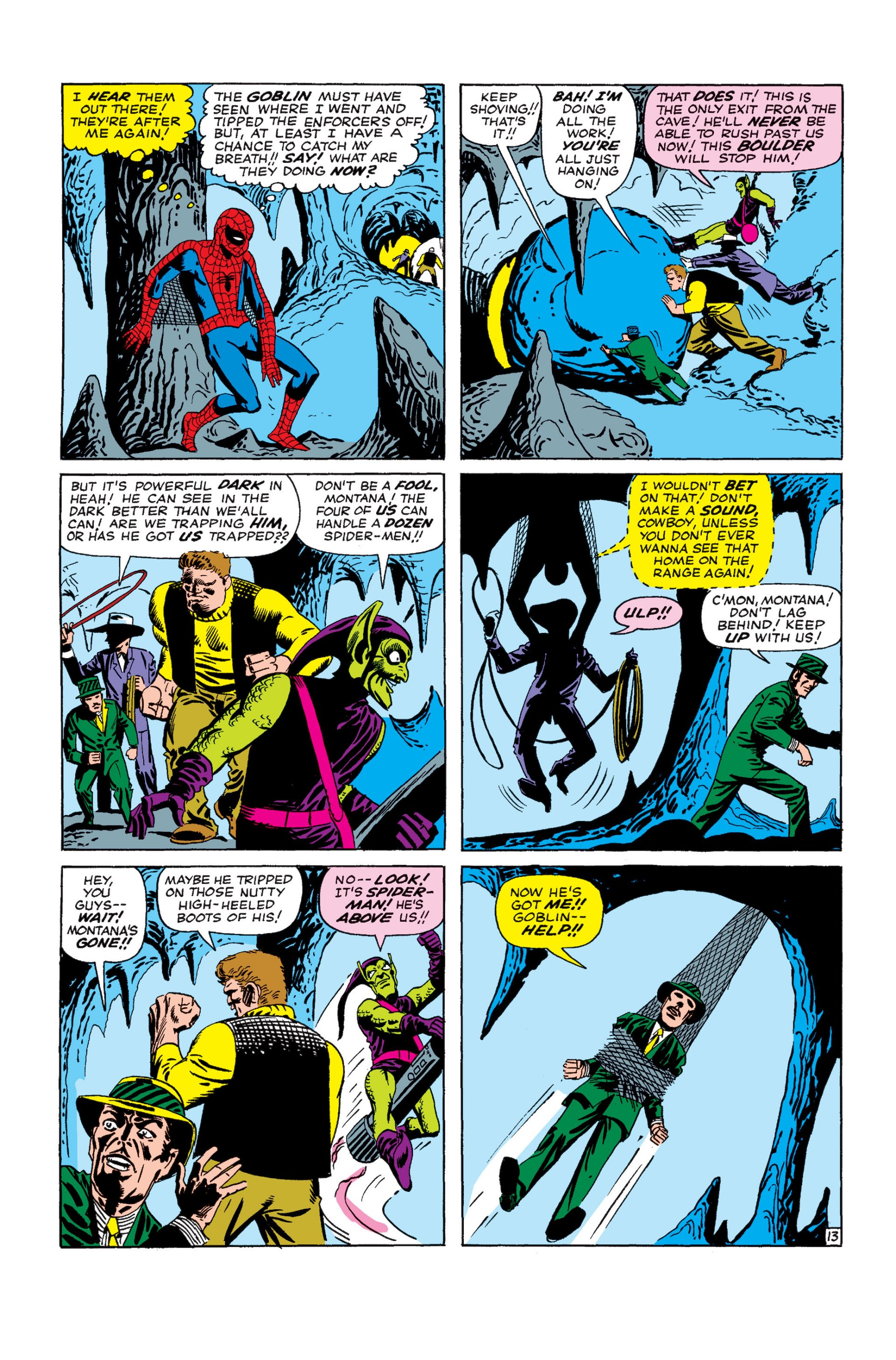 The Amazing Spider-Man (1963) 14 Page 13