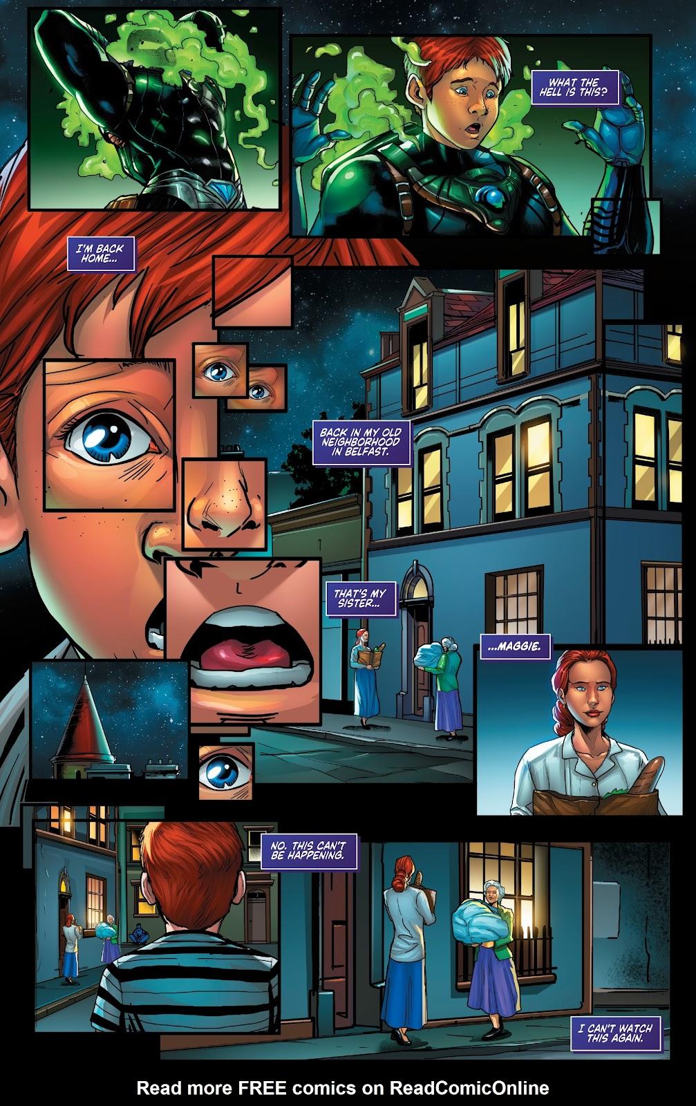Read online Zodiac comic -  Issue #1 - 17