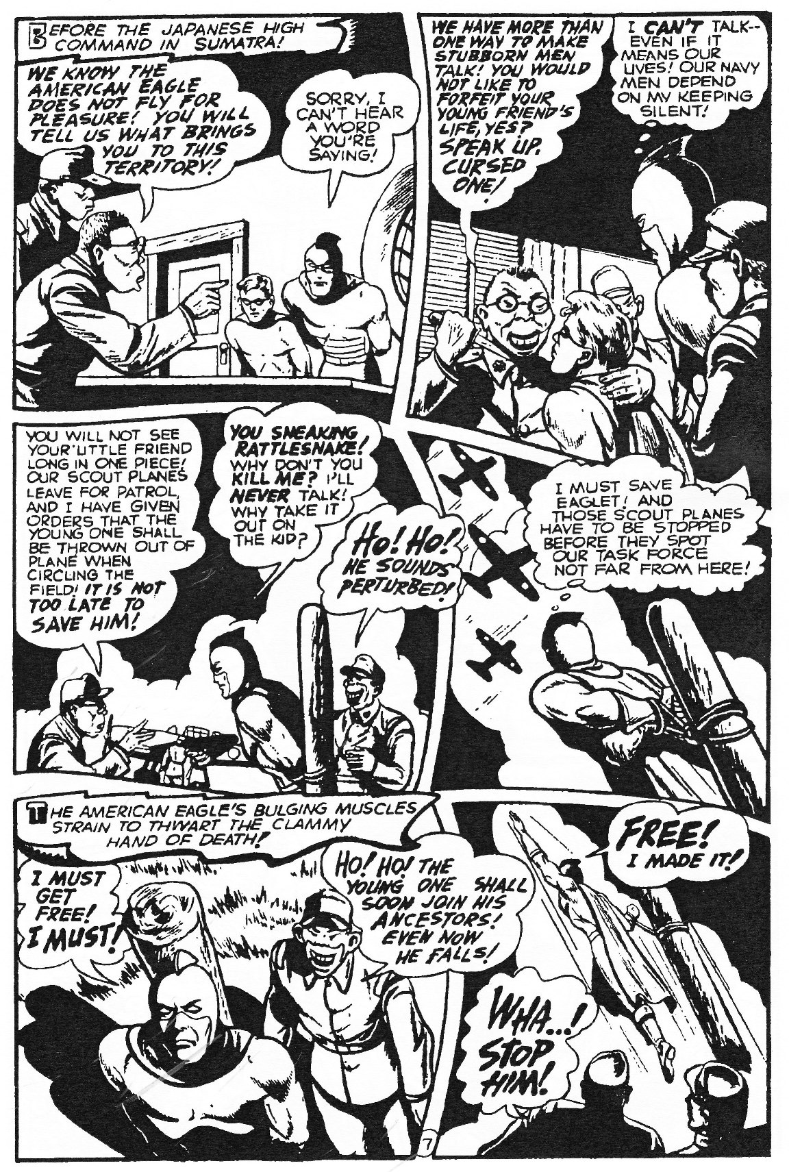 Read online Men of Mystery Comics comic -  Issue #83 - 120