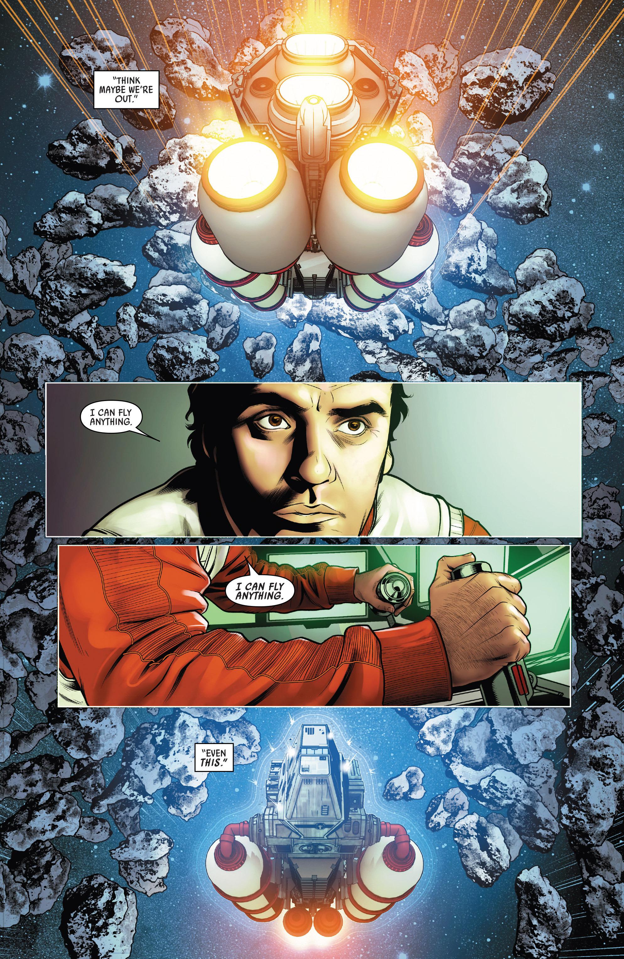 Read online Star Wars: Poe Dameron comic -  Issue #15 - 18