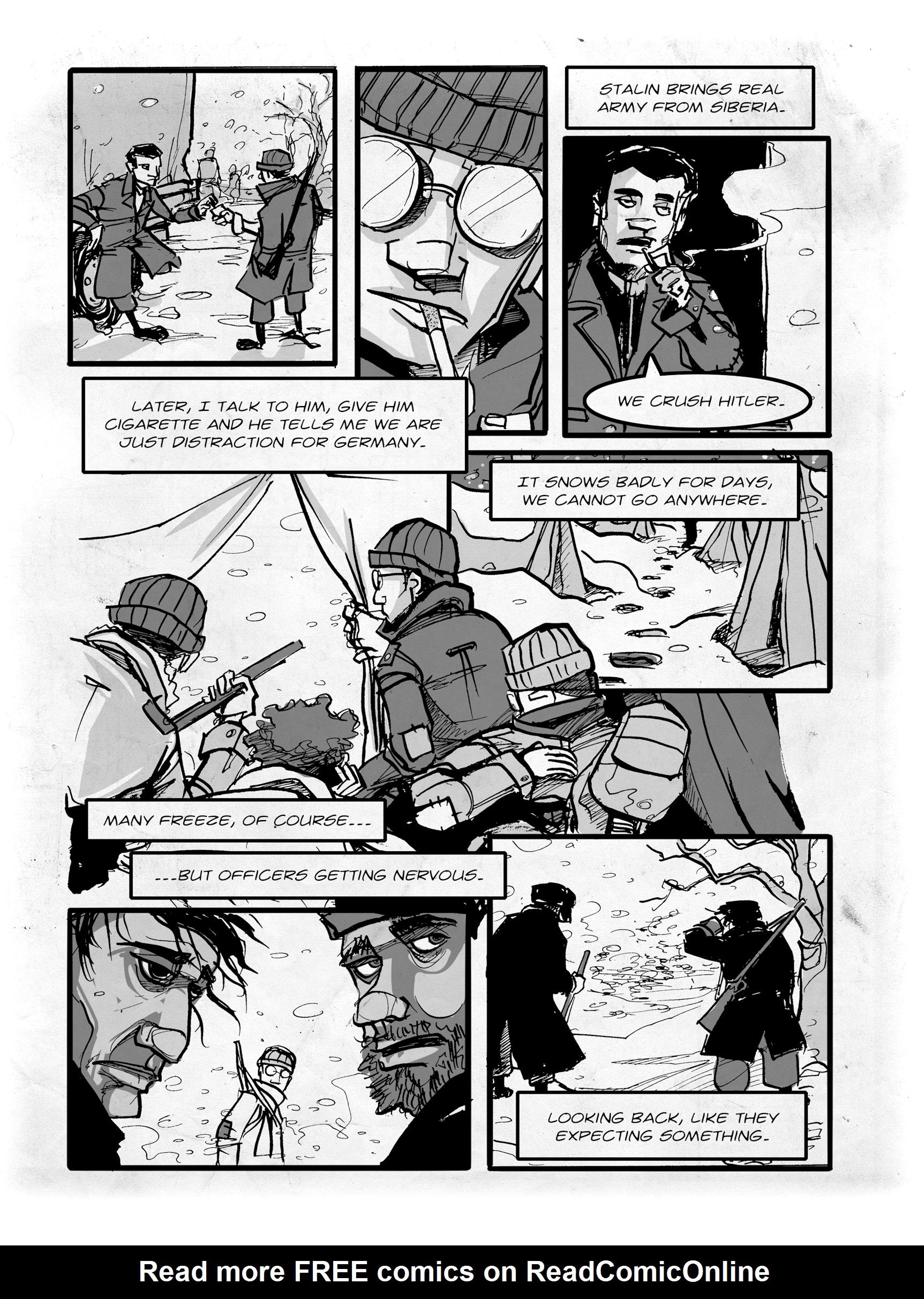 Read online FUBAR comic -  Issue #1 - 119