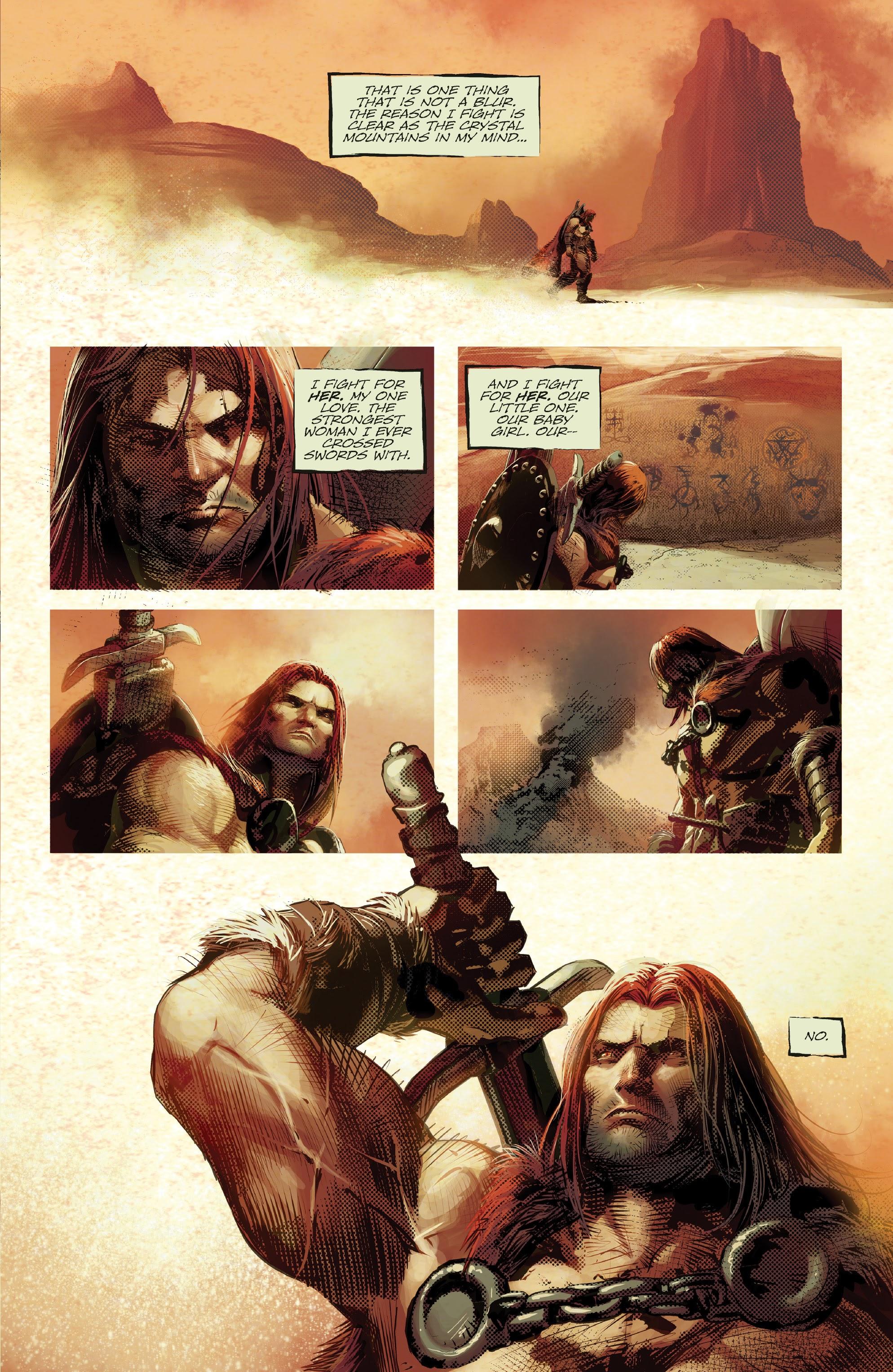 Berserker Unbound #1 #1 - English 6