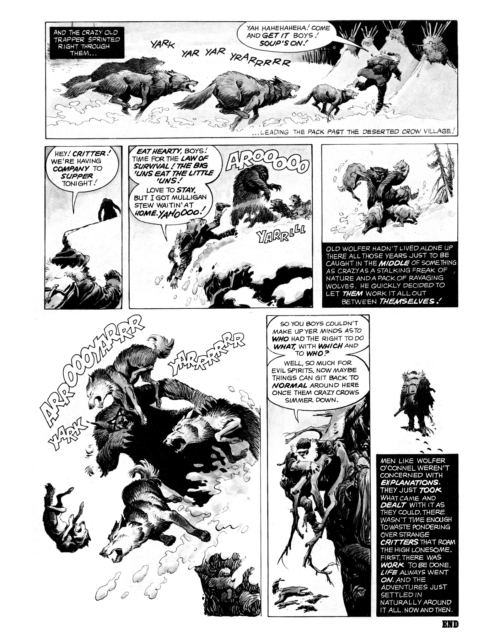 Read online Eerie Archives comic -  Issue # TPB 16 - 84