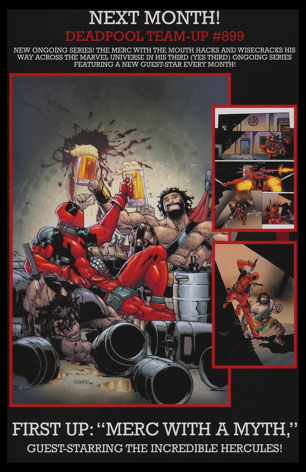 Read online Deadpool (2008) comic -  Issue #900 - 112