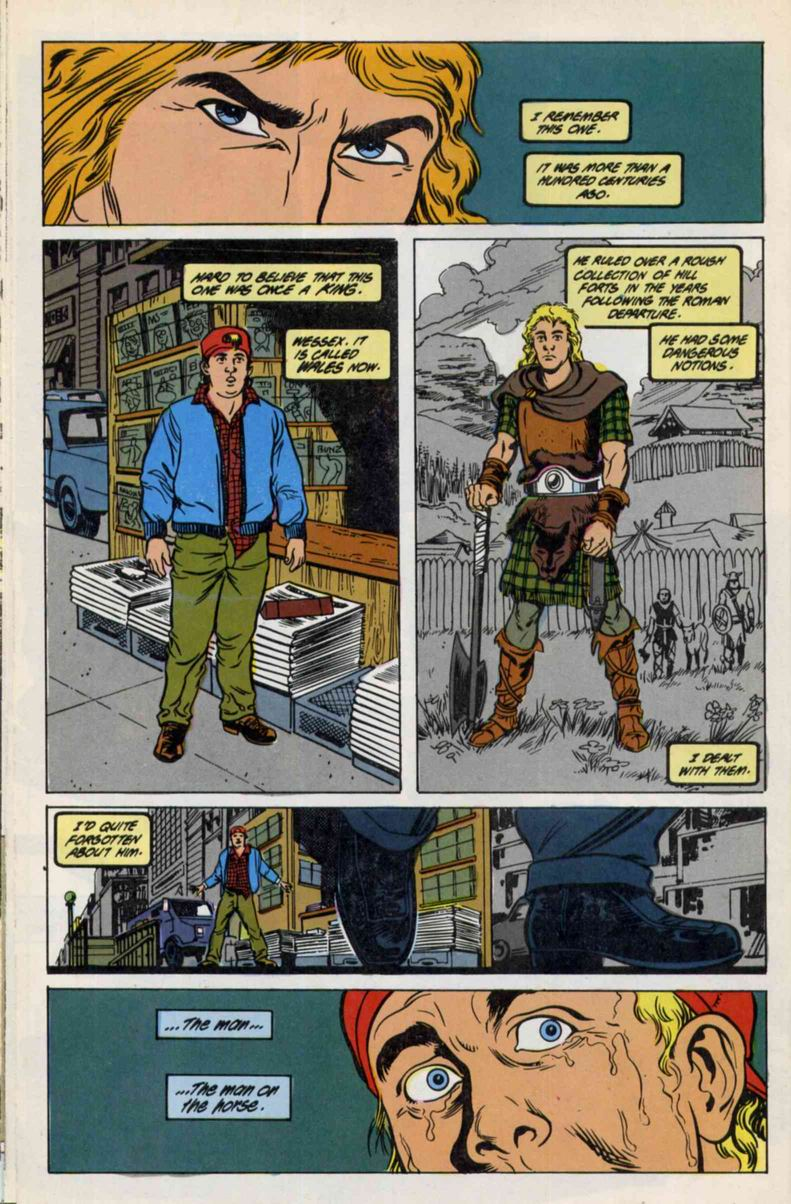Read online Doctor Zero comic -  Issue #8 - 20