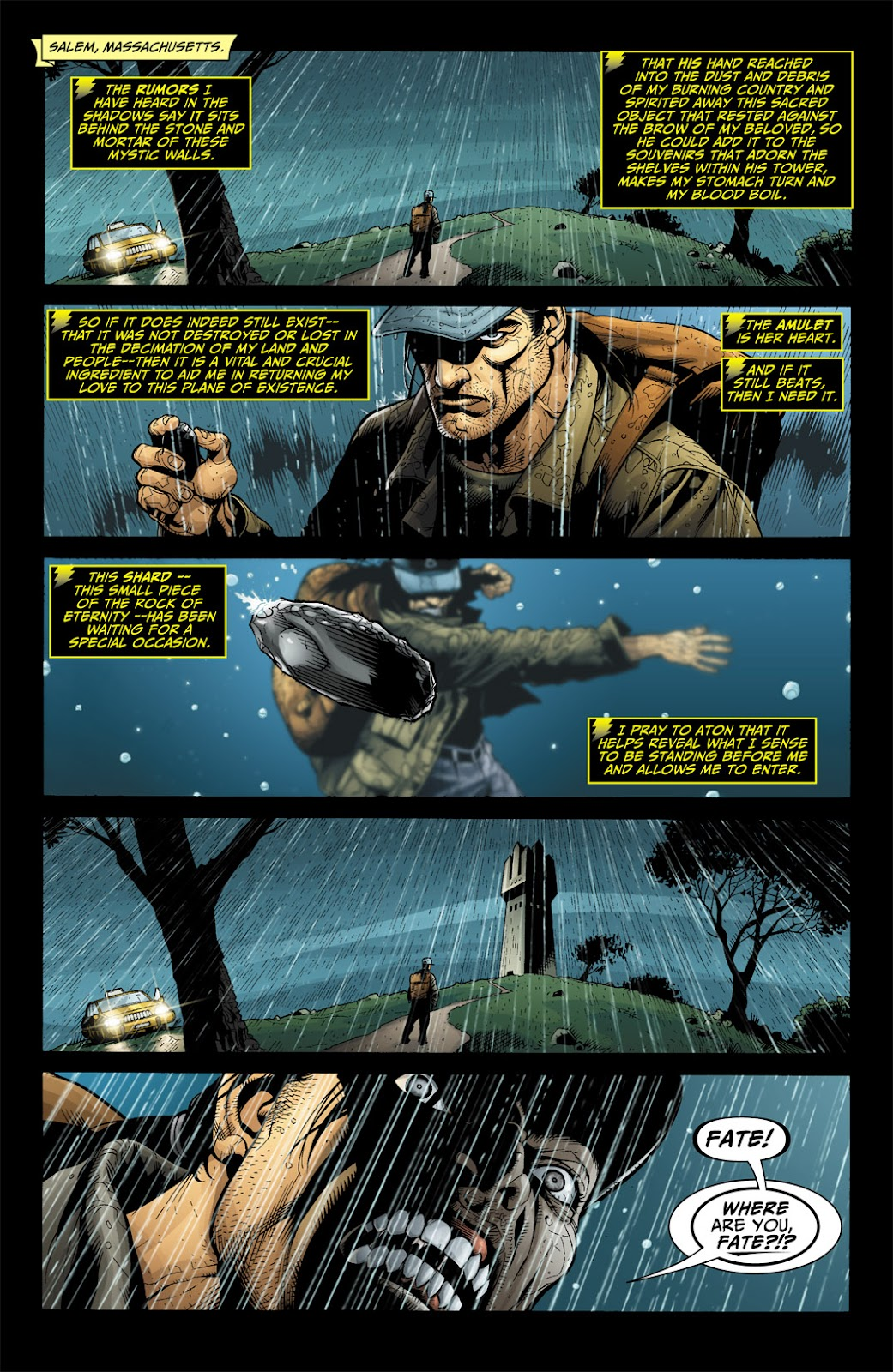 Black Adam: The Dark Age issue 2 - Page 17