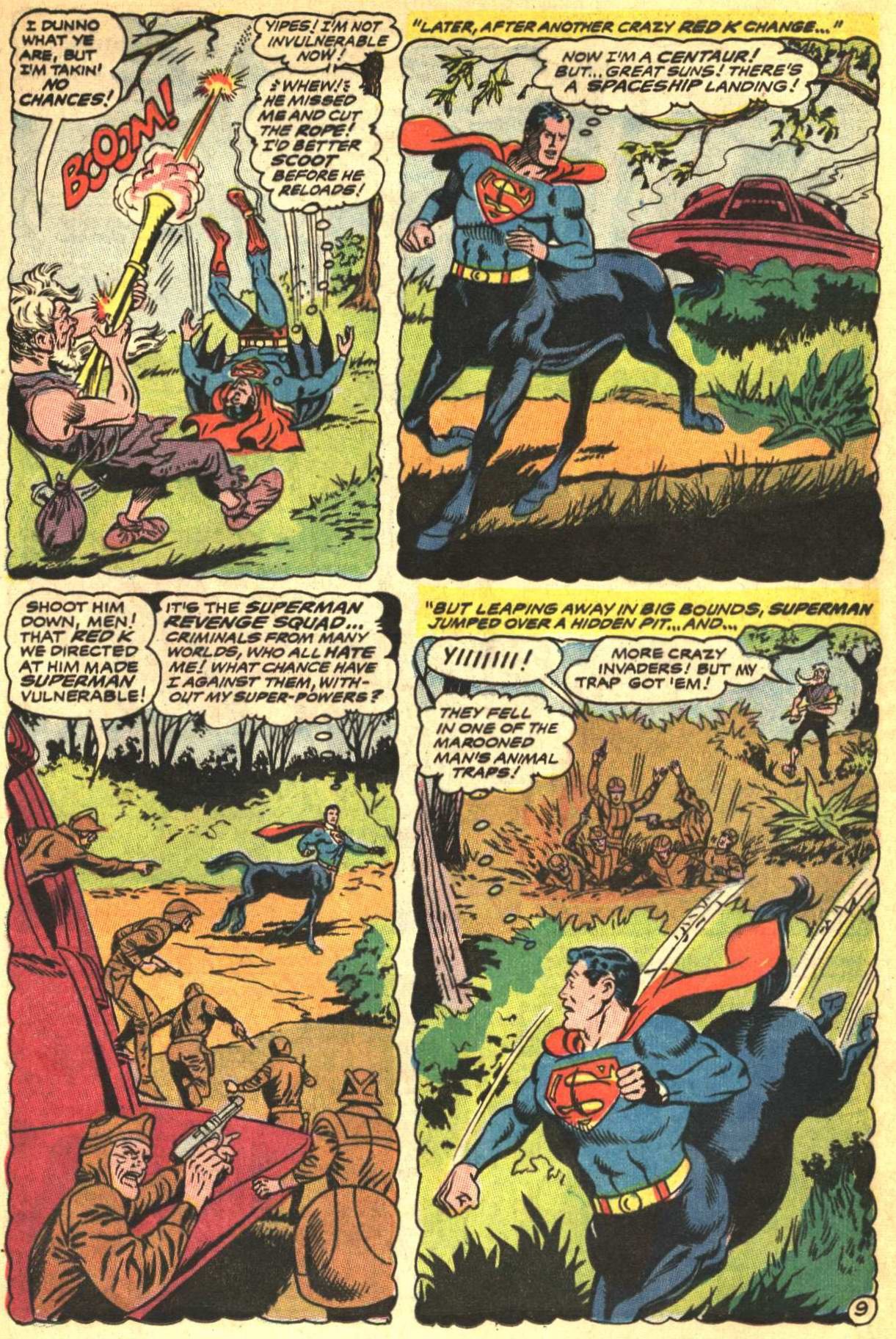 Read online Action Comics (1938) comic -  Issue #367 - 13