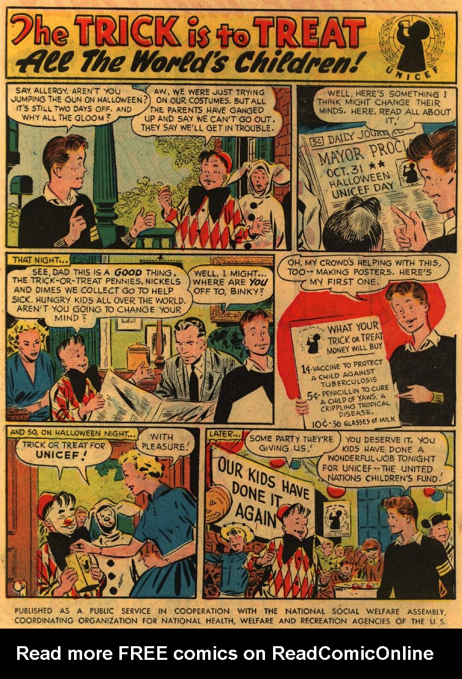 Read online All-Star Western (1951) comic -  Issue #98 - 10