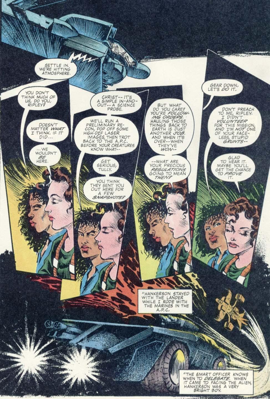 Read online Aliens: Earth War comic -  Issue #1 - 15