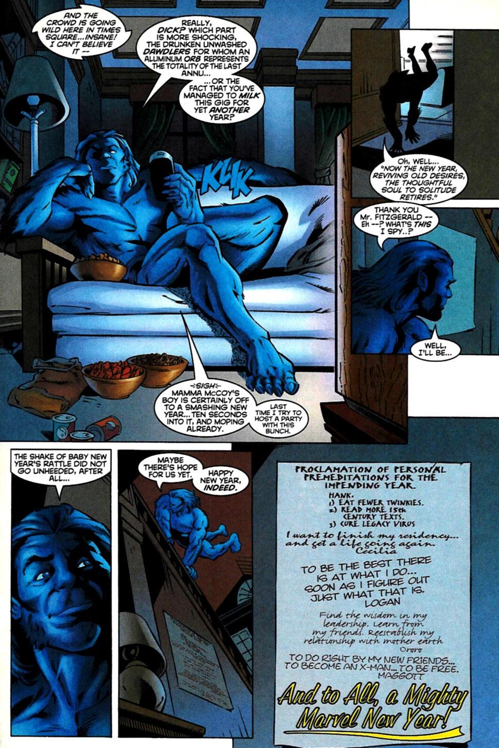 X-Men (1991) 73 Page 23