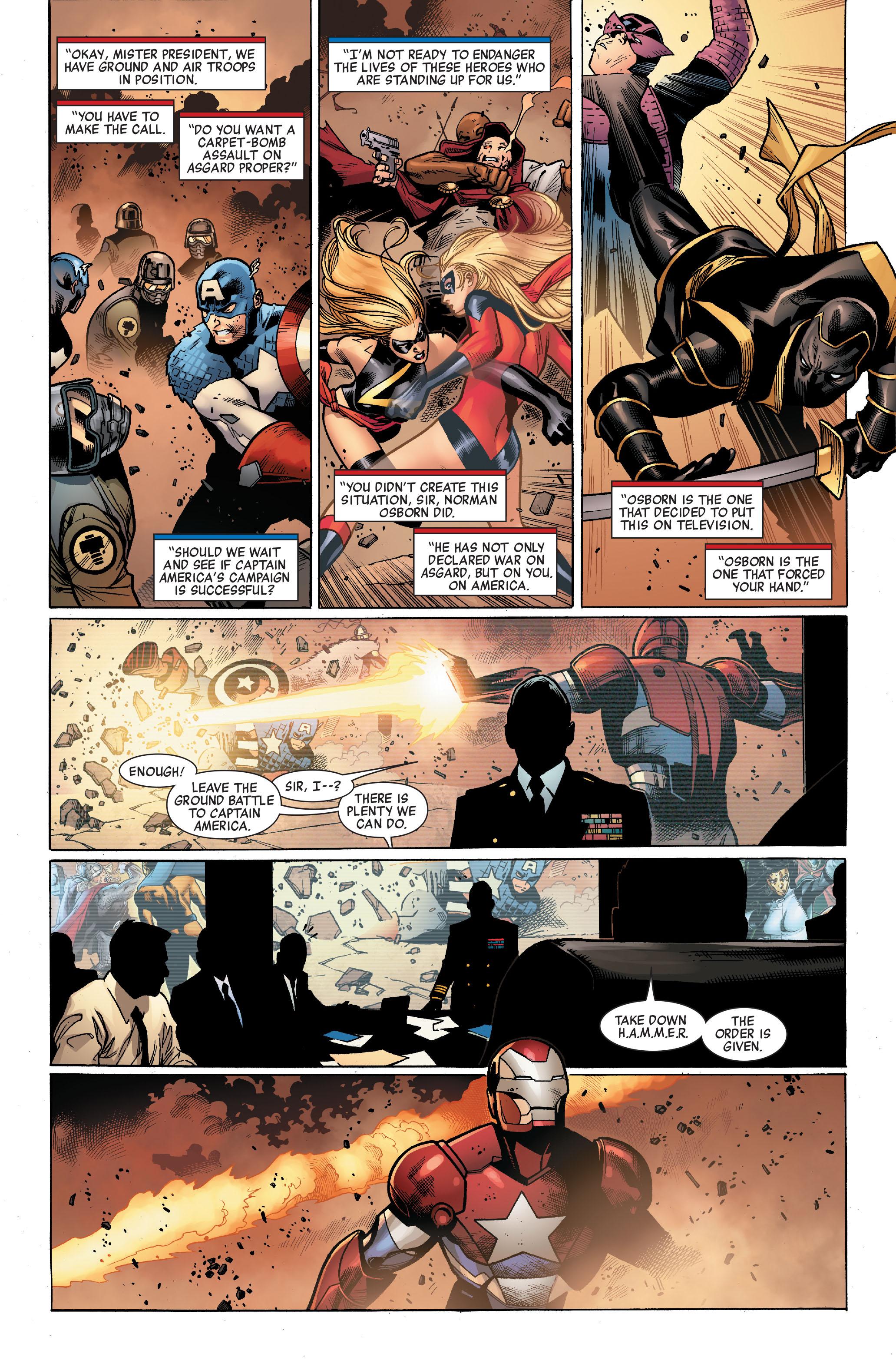 Read online Siege (2010) comic -  Issue #3 - 12