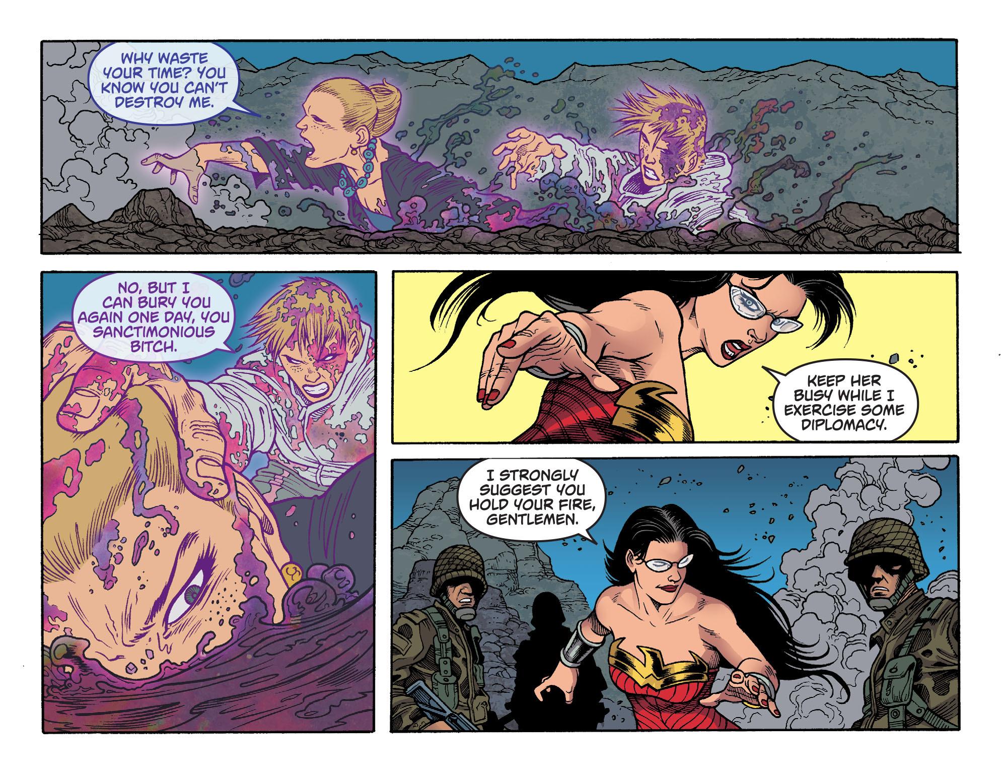 Read online Sensation Comics Featuring Wonder Woman comic -  Issue #44 - 8