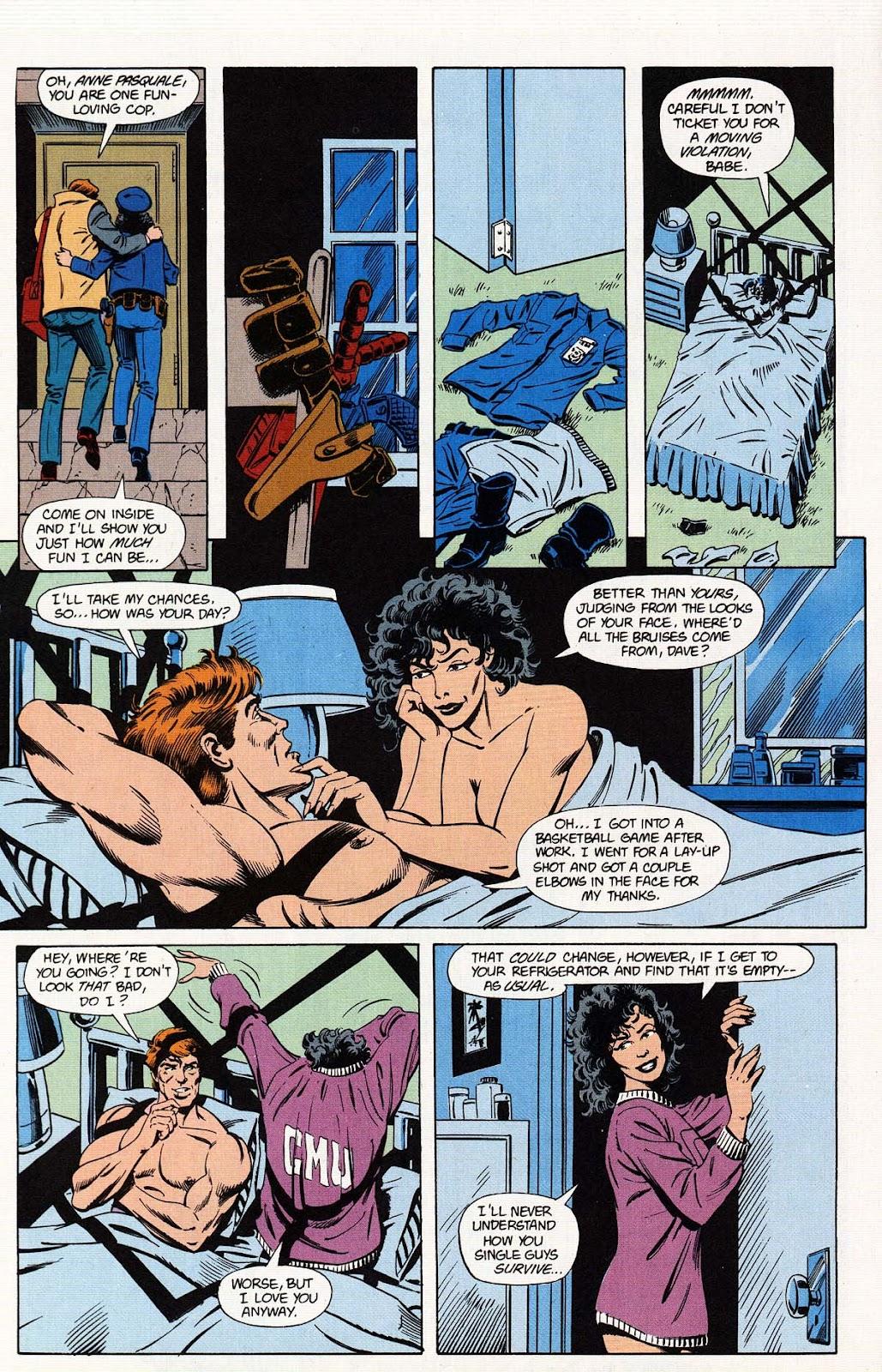 Vigilante (1983) issue 31 - Page 16
